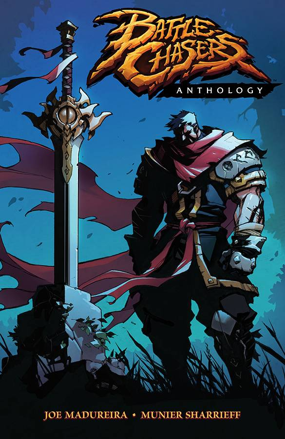 BATTLE CHASERS ANTHOLOGY TP (JUL190096)