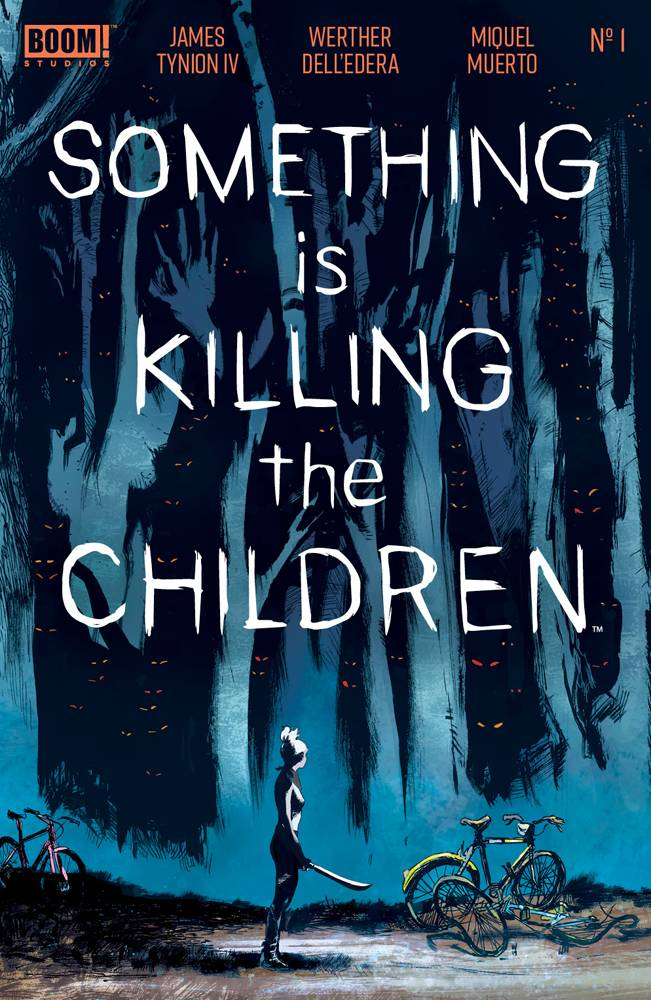 (USE JUL198621) SOMETHING IS KILLING CHILDREN #1 CVR A DELL