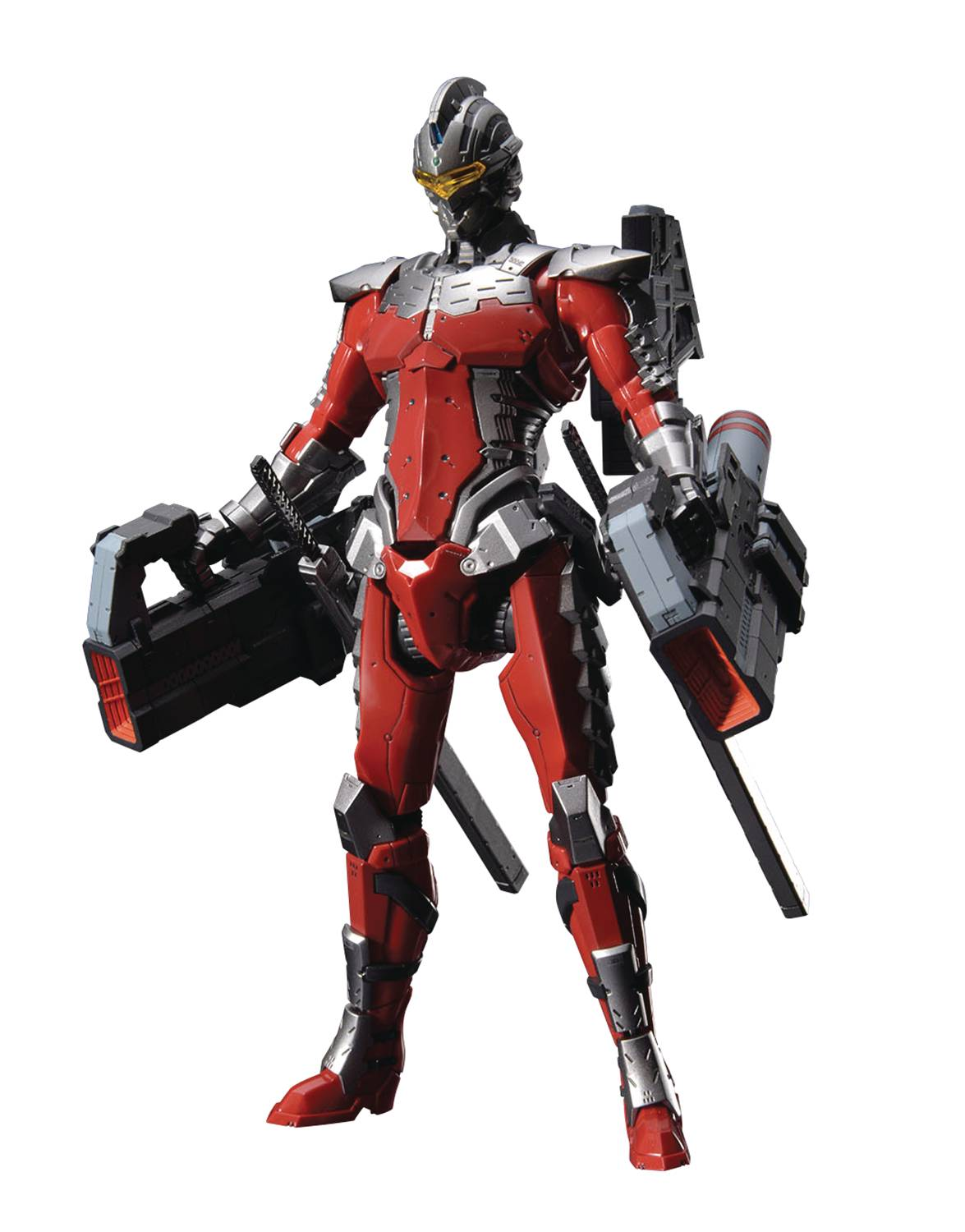 ULTRAMAN SUIT VER 7.3 FULLY ARMED FIG-RISE STD MDL KIT