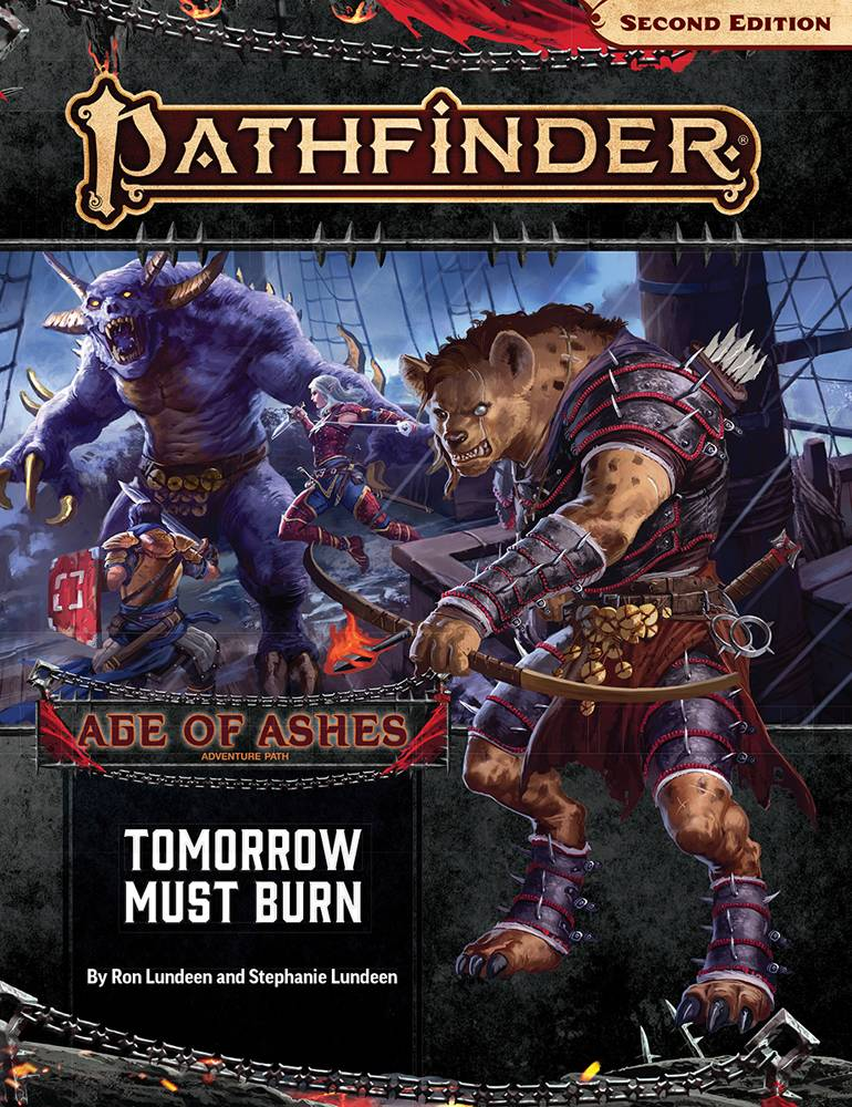 PATHFINDER ADV PATH AGE OF ASHES (P2) VOL 03 (OF 6)