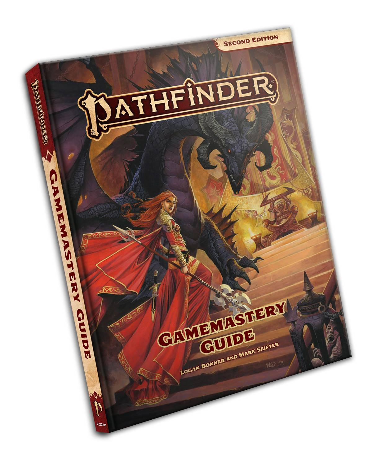 PATHFINDER GAMEMASTERY GUIDE HC (P2)