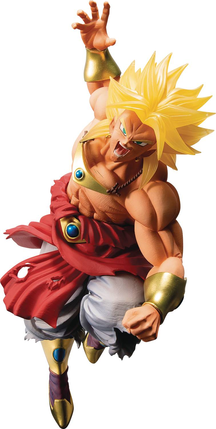DRAGON BALL SUPER SAIYAN BROLY 94 ICHIBAN FIG