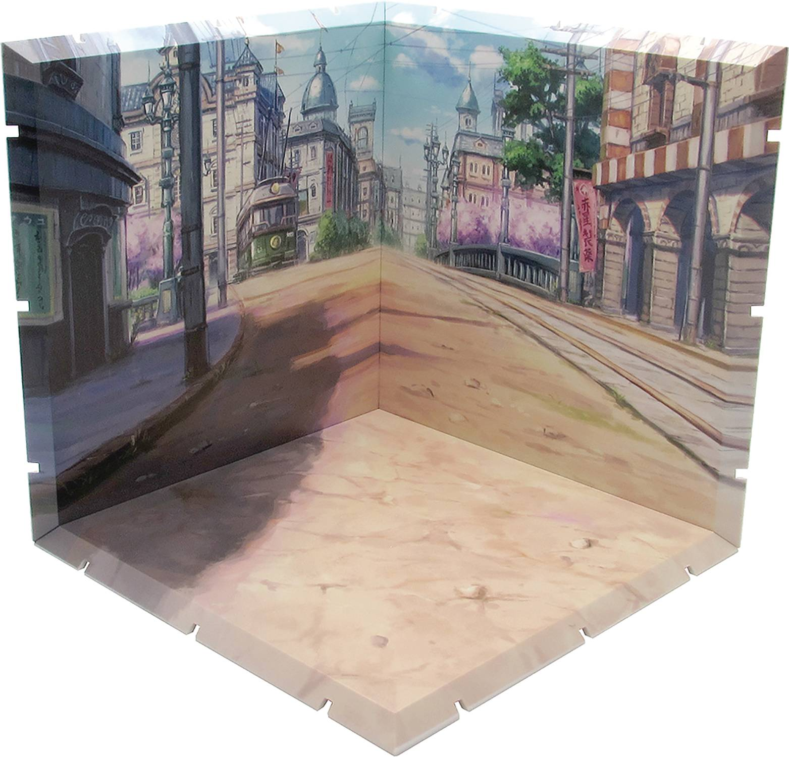 DIORAMANSION 150 IMPERIAL CAPITAL FIGURE DIORAMA DAYTIME VER