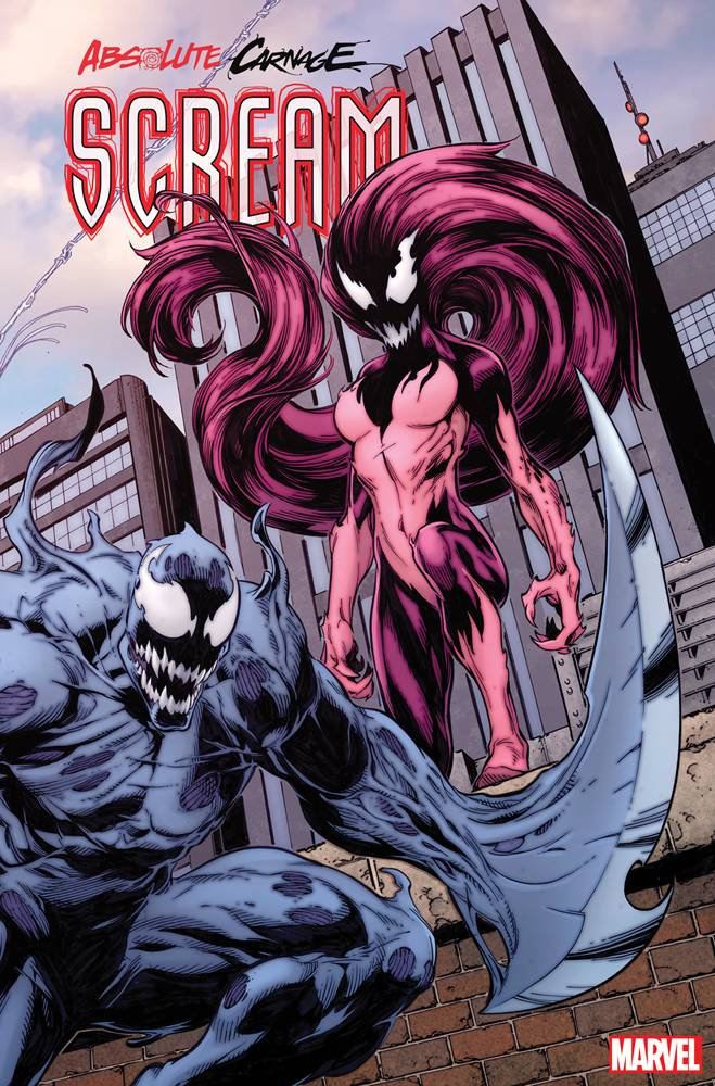 ABSOLUTE CARNAGE SCREAM #3 (OF 3) BAGLEY CONNECTING VAR AC