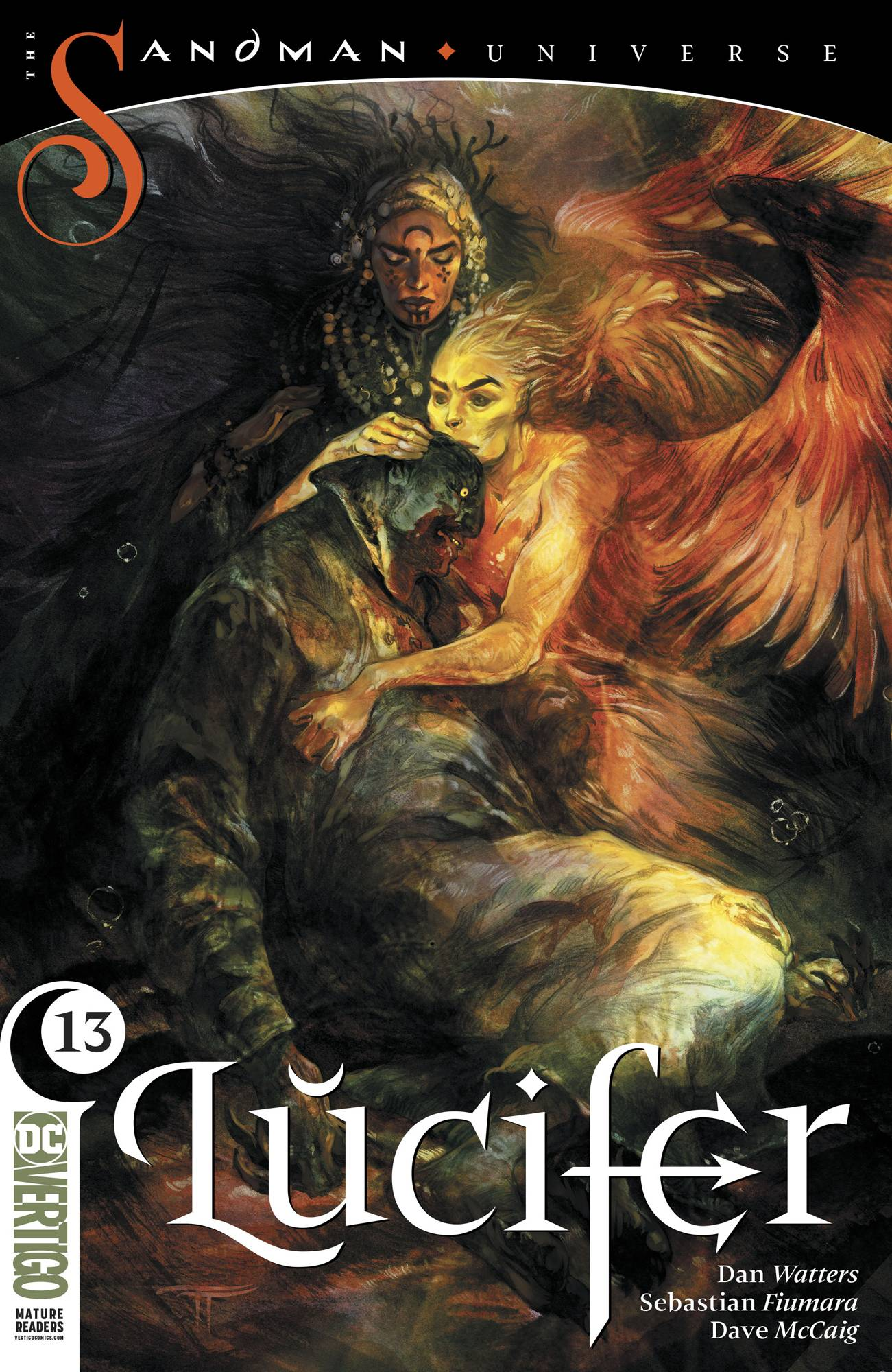 LUCIFER #13 (MR)