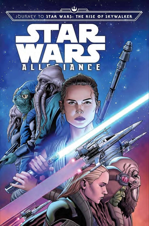 Aug191118 Journey Star Wars Rise Skywalker Allegiance 4 Sliney Var Previews World
