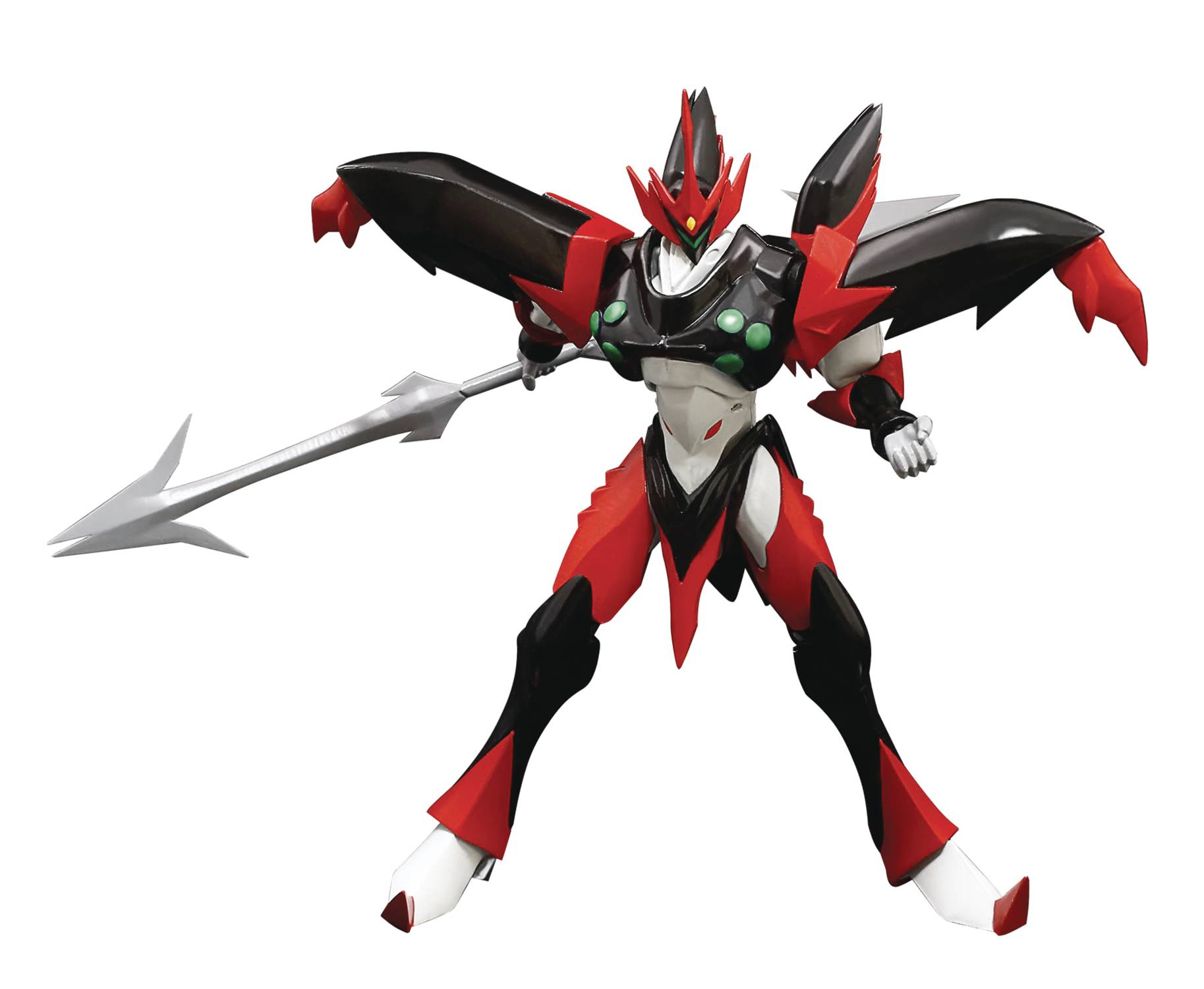 TEKKAMAN THE SPACE KNIGHT TEKKAMAN EVIL AF