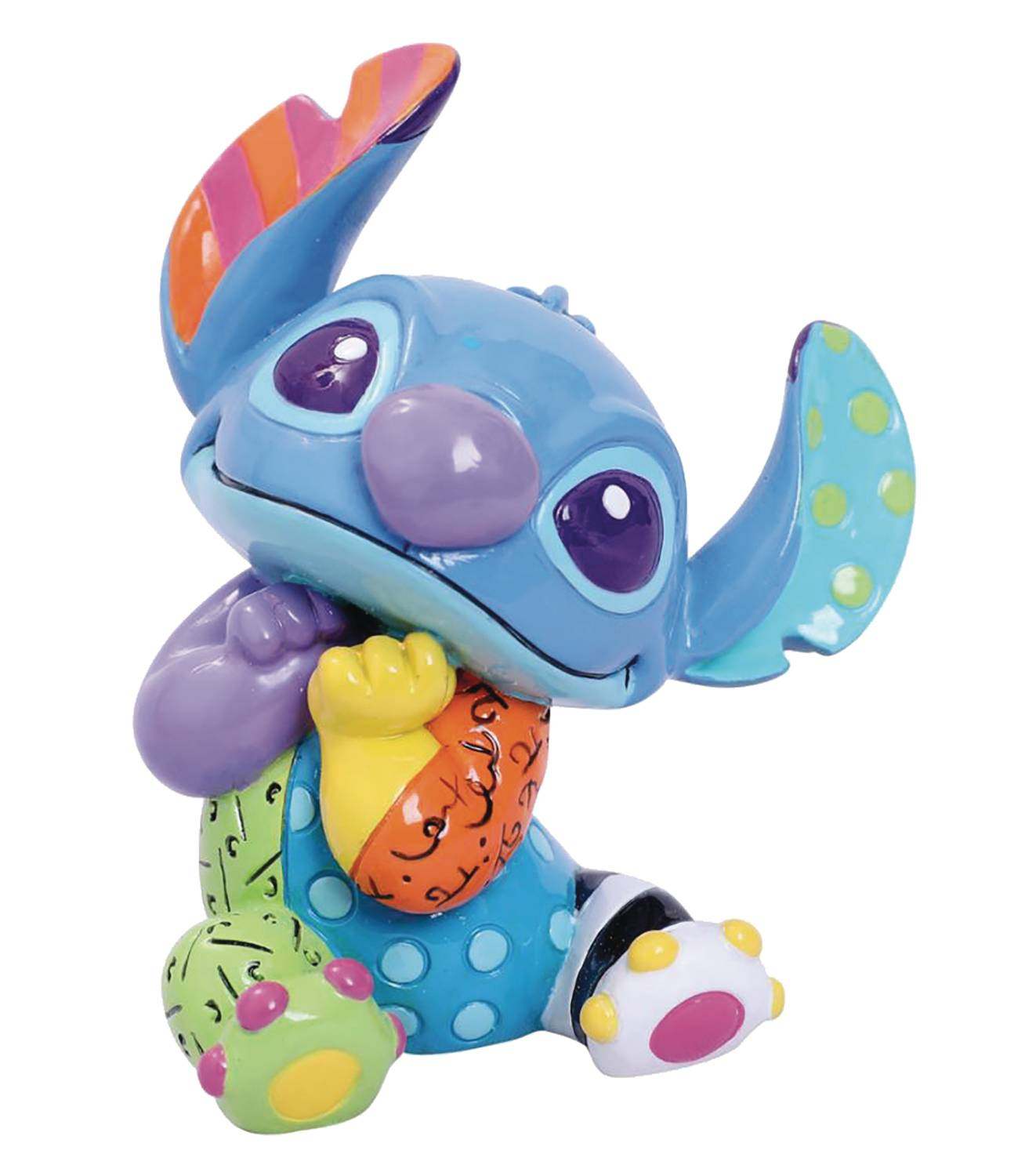 BRITTO LILO AND STITCH MINI 3.4IN STITCH FIGURE