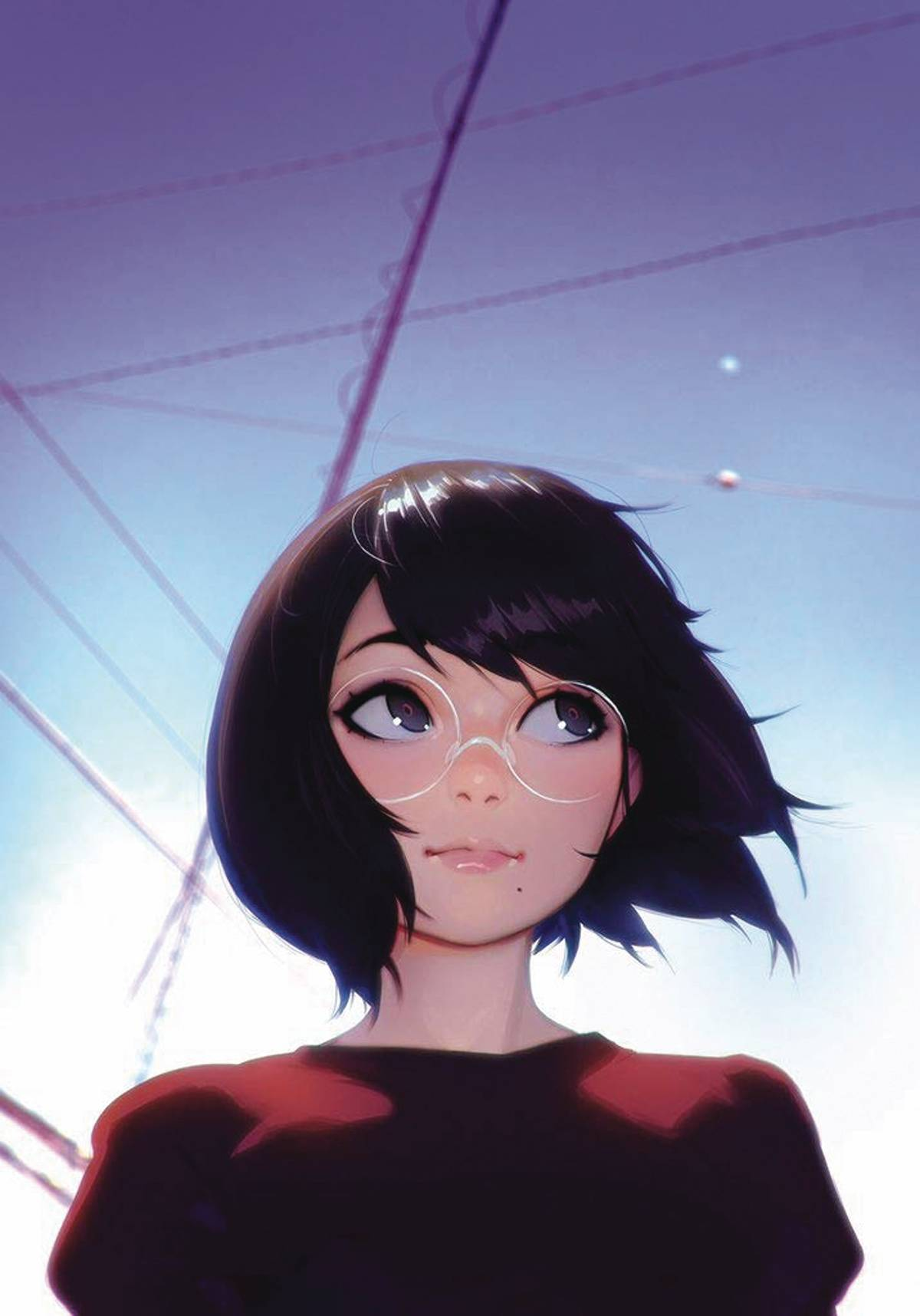 ETERNAL ILLUSTRATION WORKS OF ILYA KUVSHINOV SC