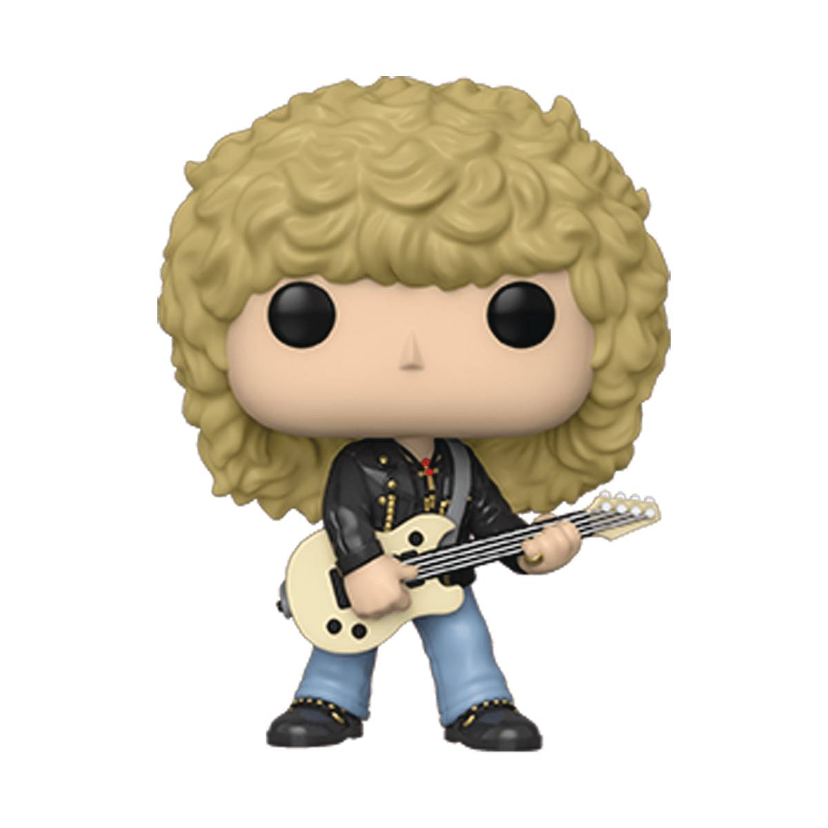 POP ROCKS DEF LEPPARD RICK SAVAGE VIN FIG