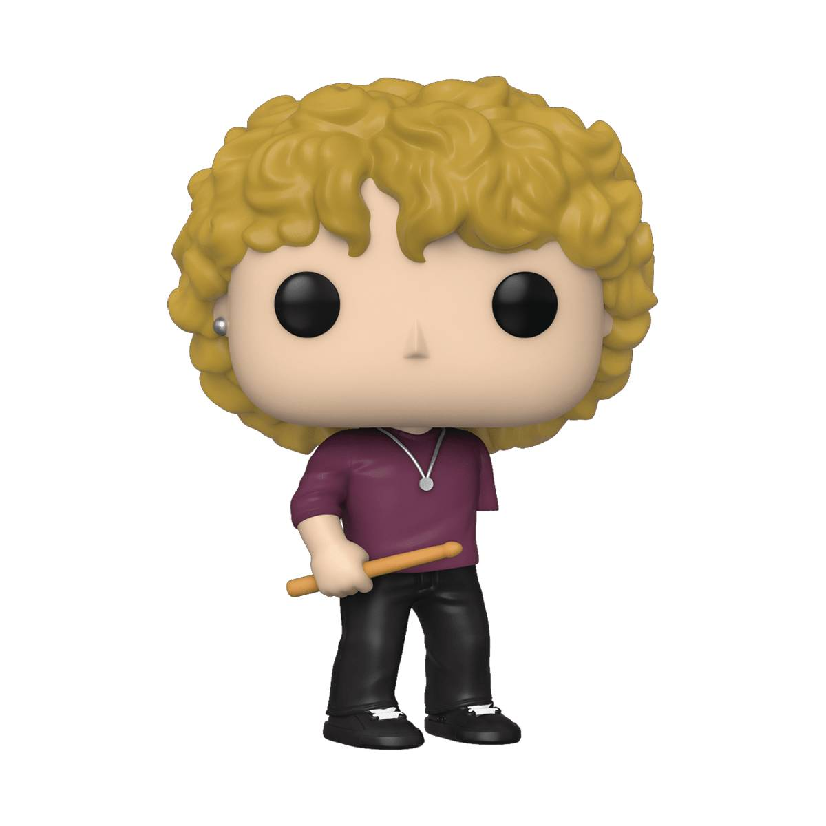 POP ROCKS DEF LEPPARD RICK ALLEN VIN FIG