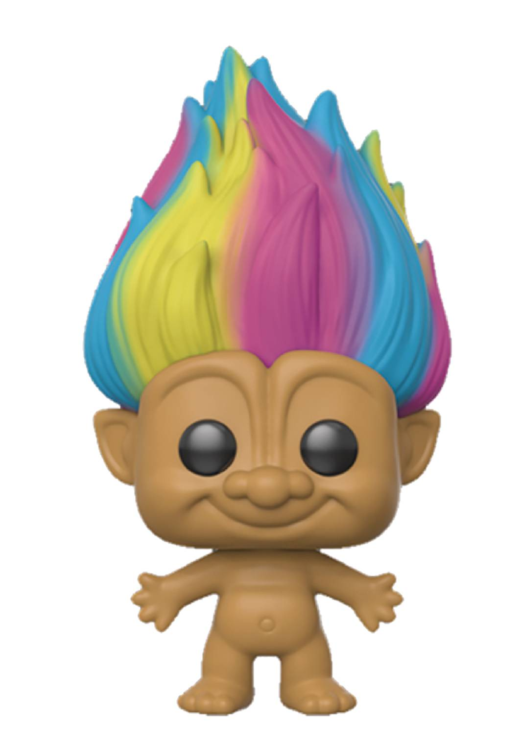 POP TROLLS RAINBOW TROLL VIN FIG