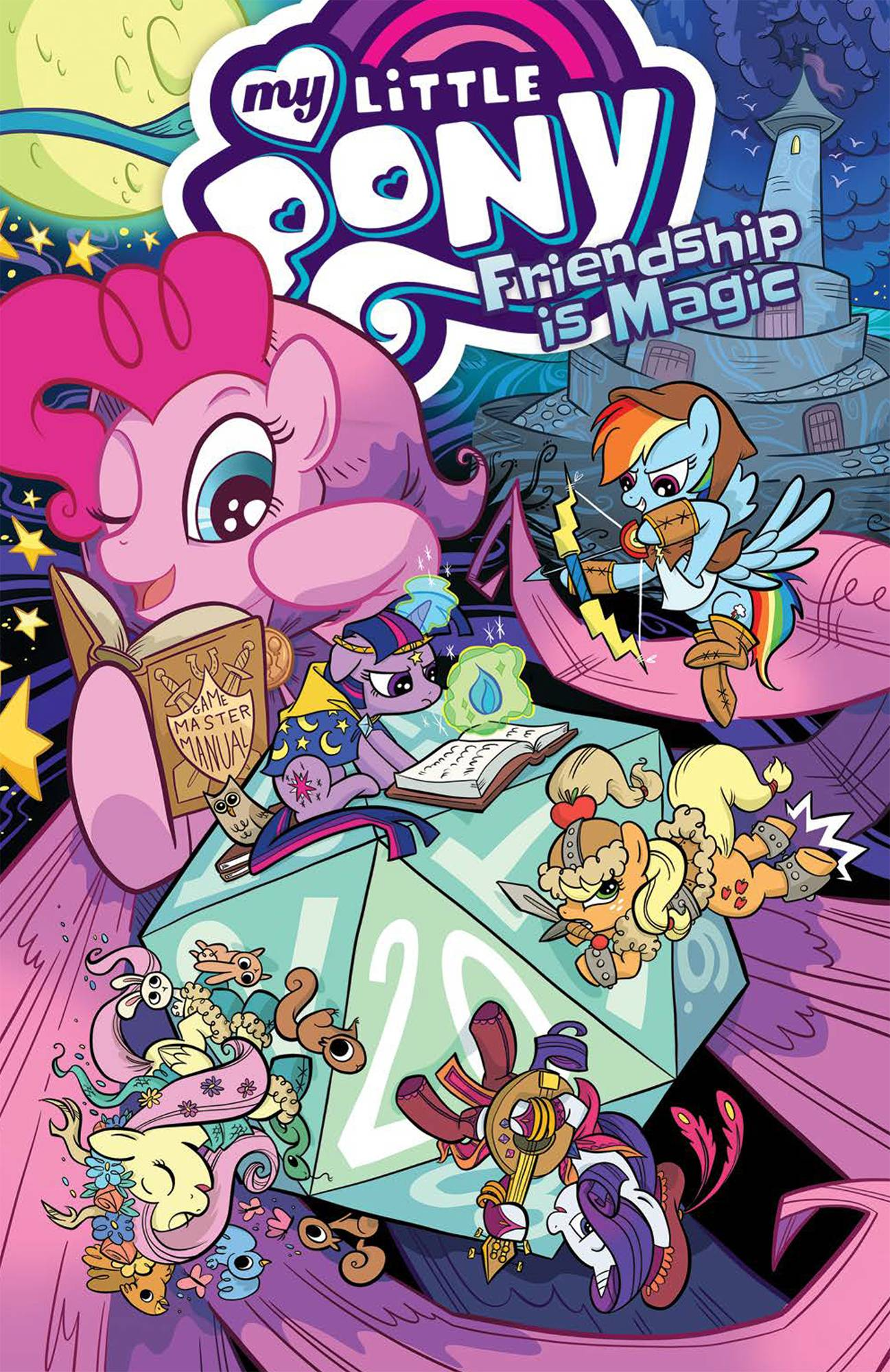 MY LITTLE PONY FRIENDSHIP IS MAGIC TP VOL 18