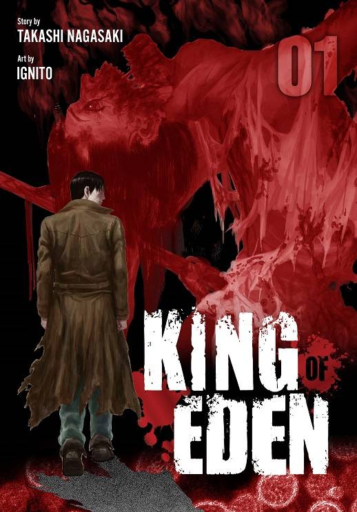 KING OF EDEN GN VOL 01 (RES)