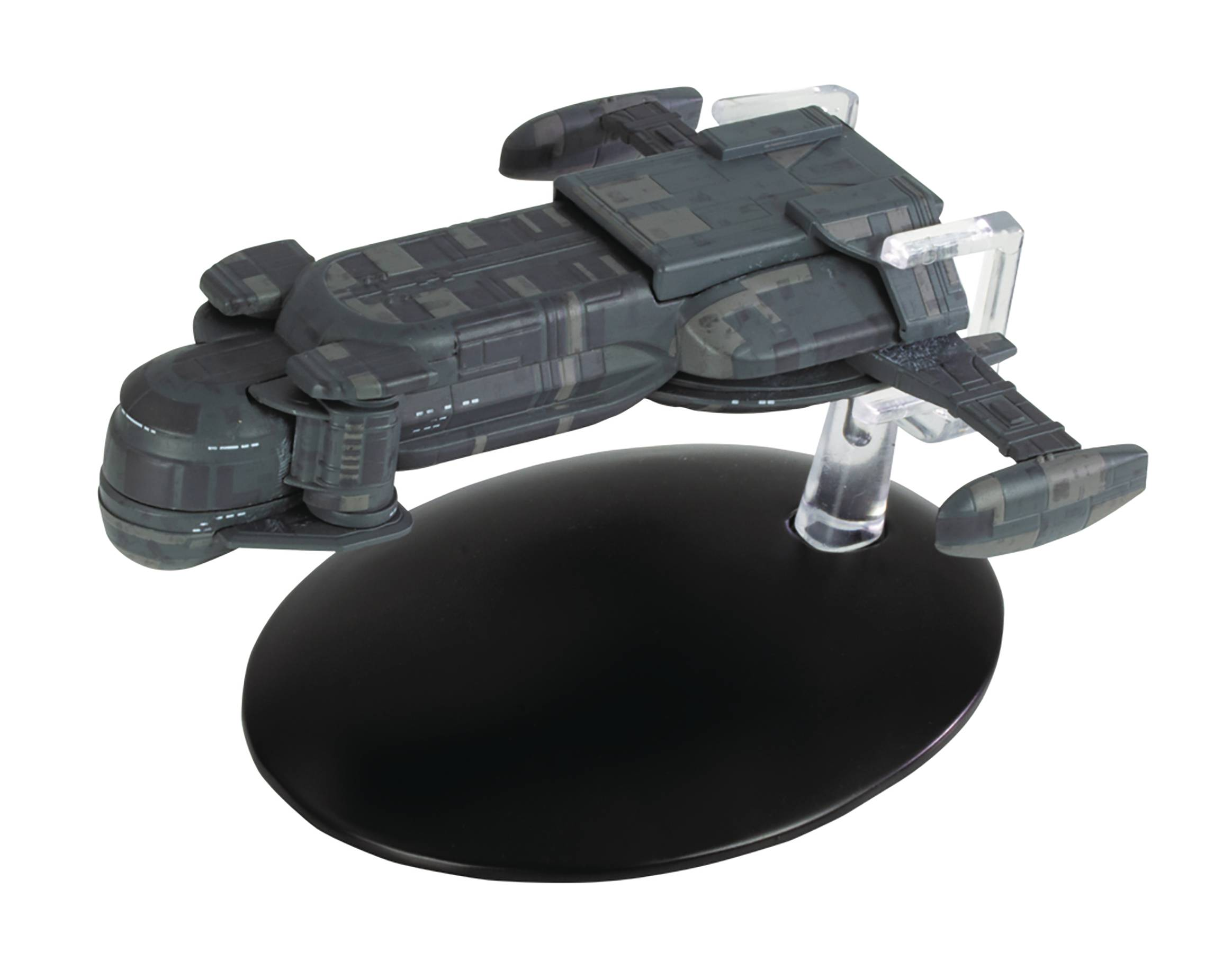 STAR TREK STARSHIPS FIG MAG #162 SS LAKUL