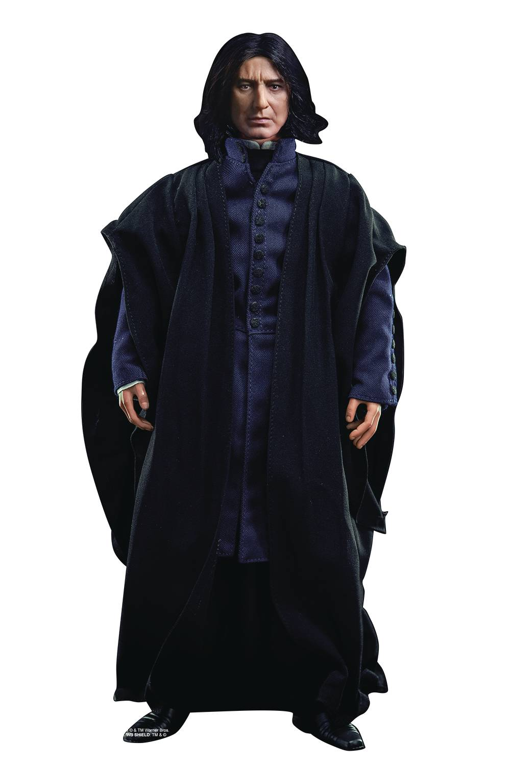HARRY POTTER HALF BLOOD PRINCE 1/6 SEVERUS SNAPE 2.0 AF (NET