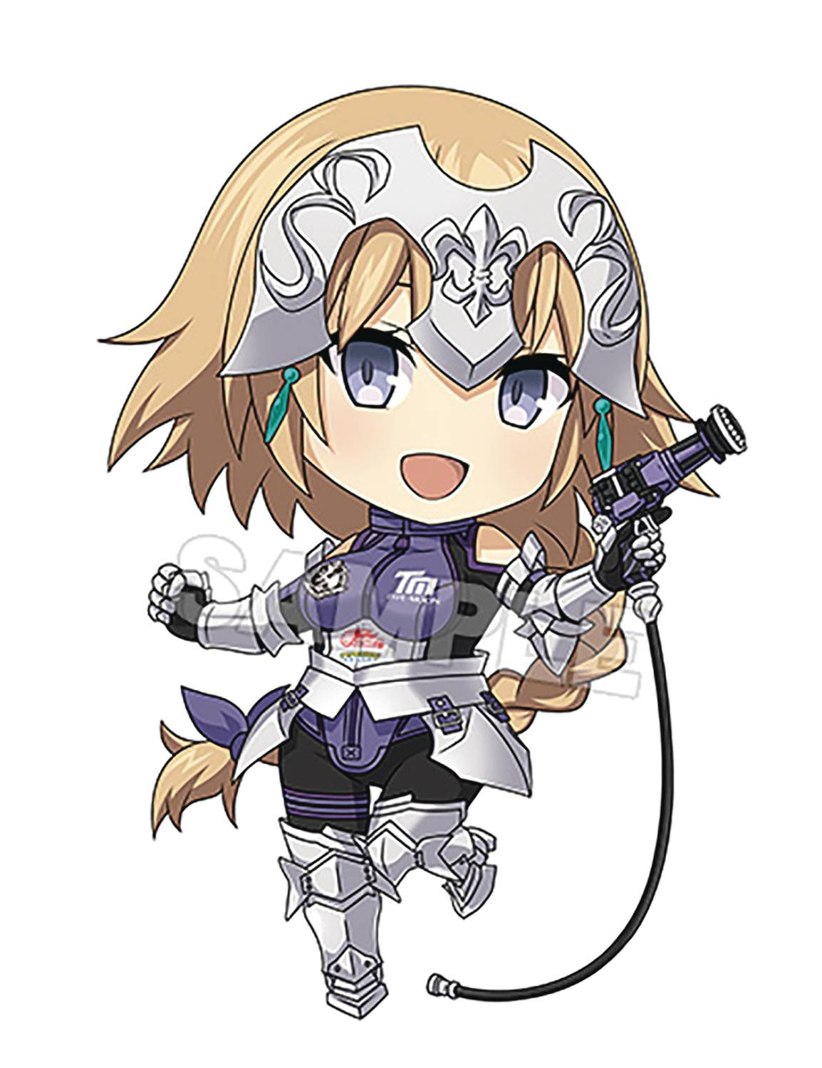 FATE GRAND ORD JEANNE D ARC NENDOROID AF RACING VER