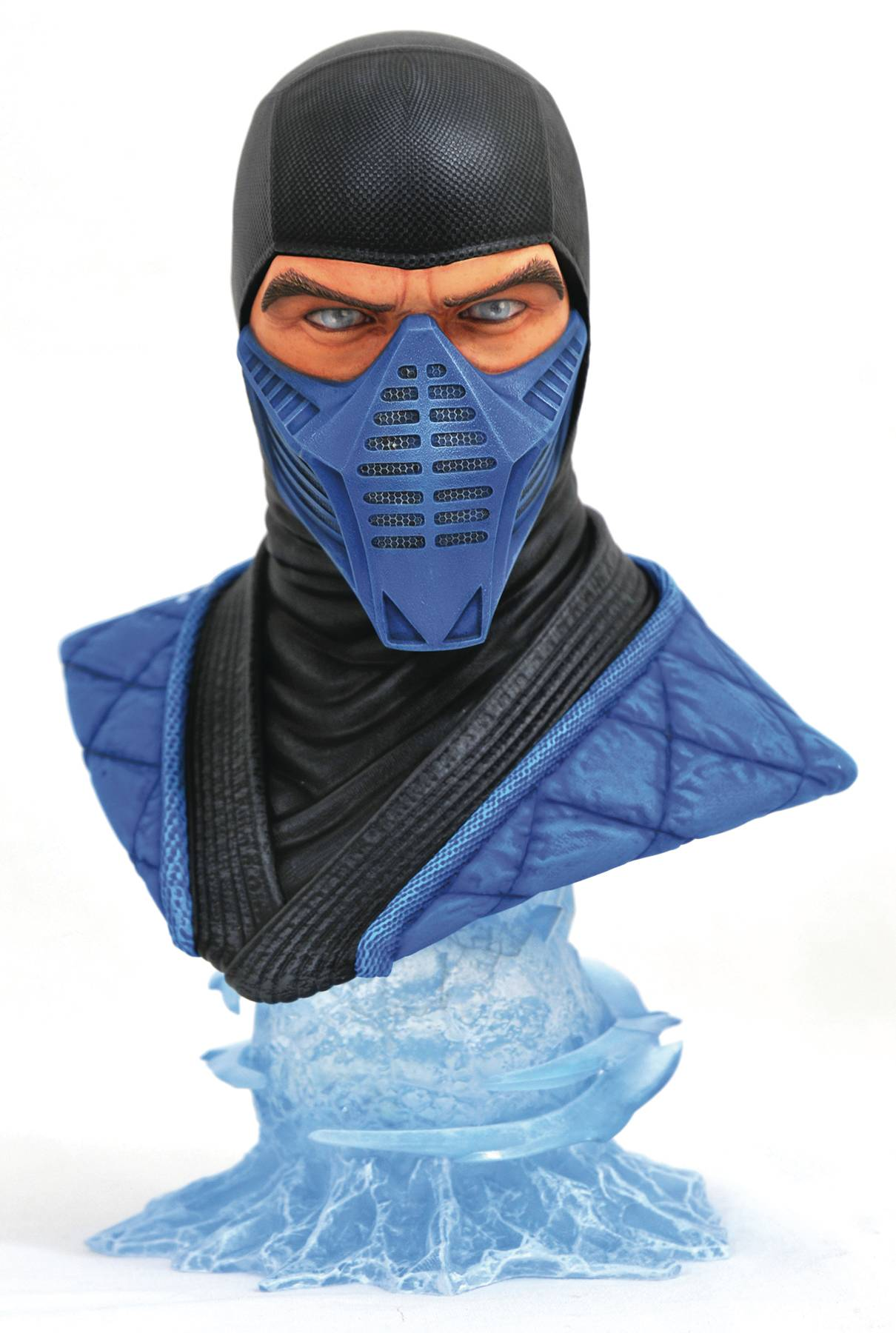 MORTAL KOMBAT 11 LEGENDS IN 3D SUB ZERO 1/2 SCALE BUST