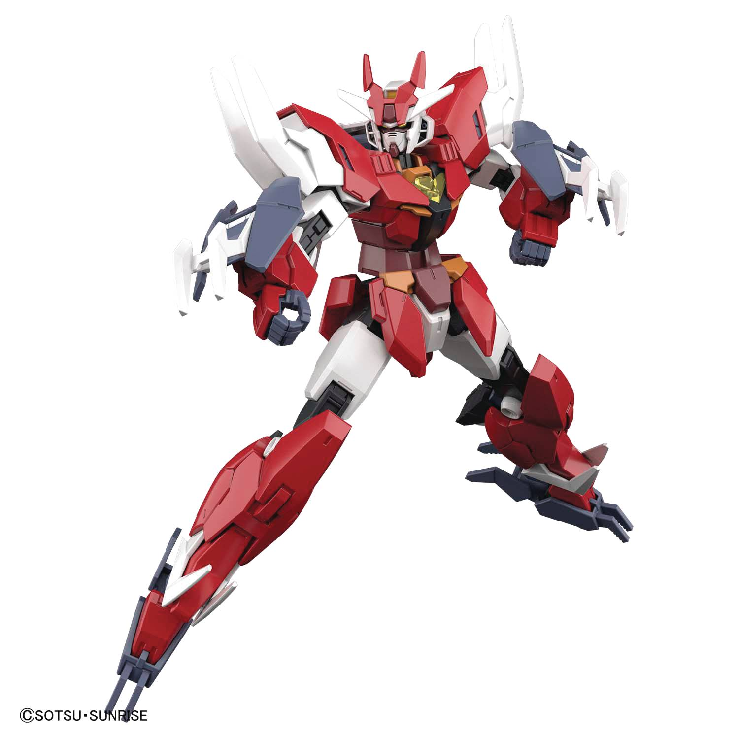 GUNDAM BUILD DIVERS 08 REAL CORE GUNDAM 1/144 HGBD MDL KIT (