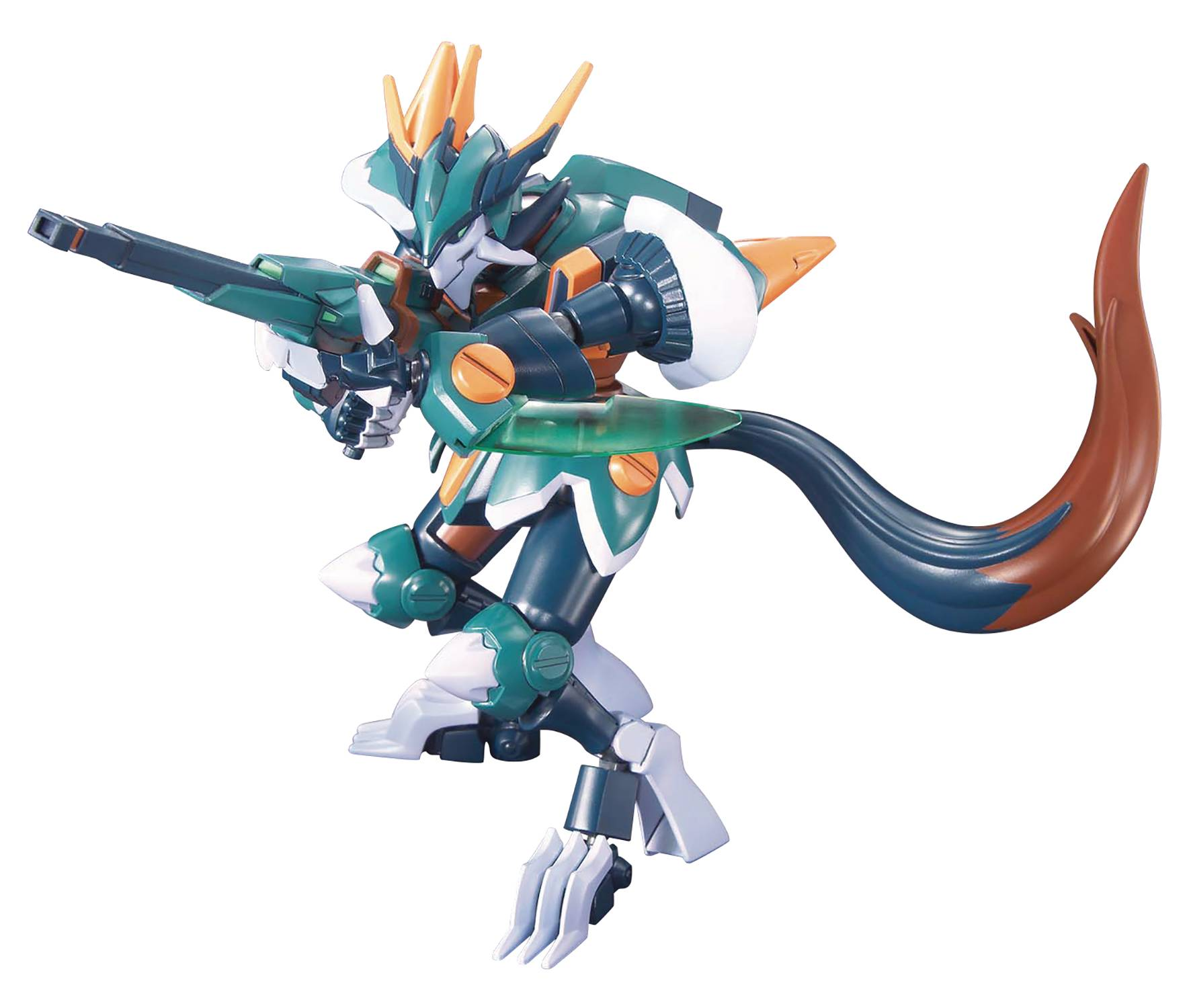LITTLE BATTLERS EXPERIENCE 11 FENRIR LBX MDL KIT