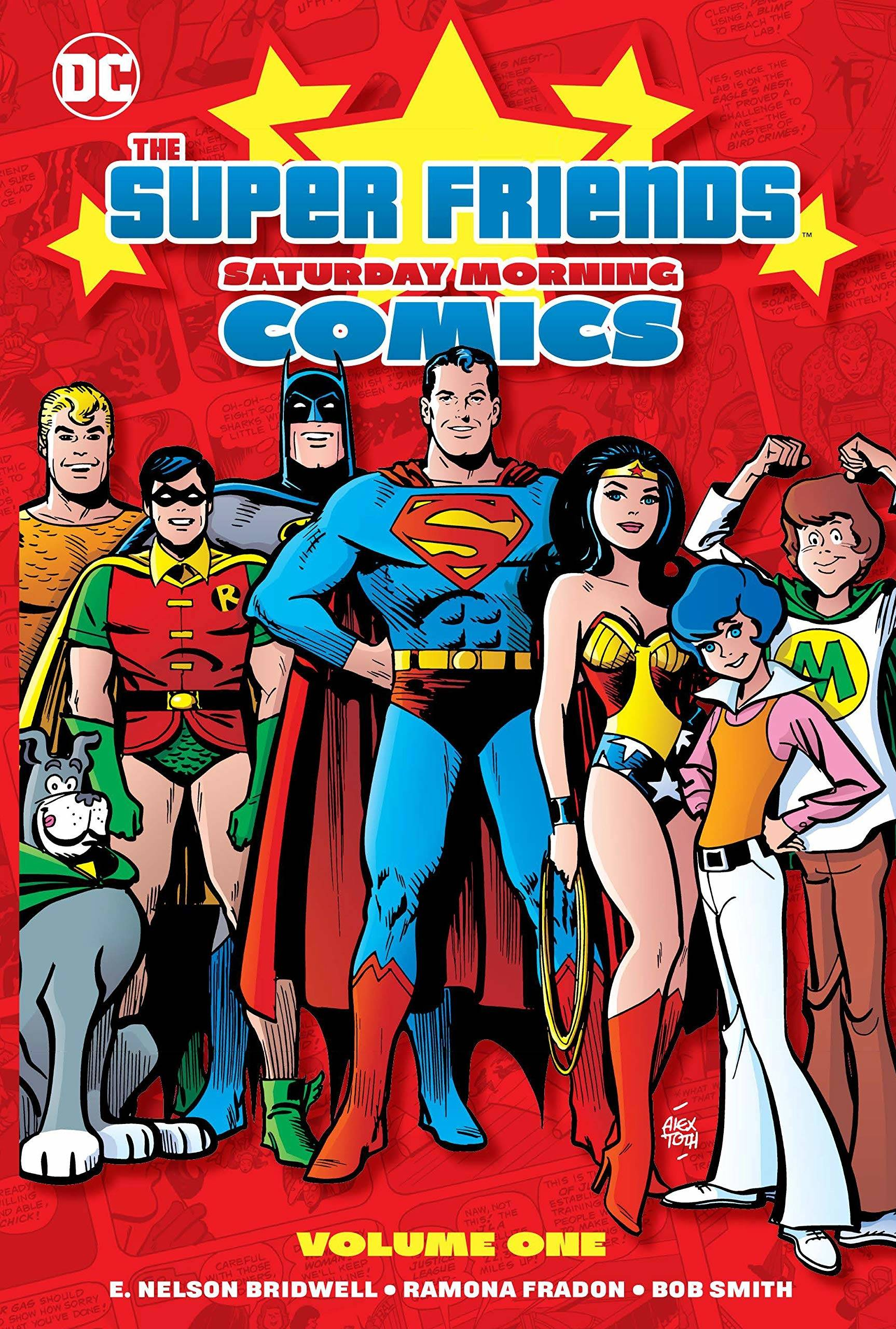 SUPER FRIENDS SATURDAY MORNING CARTOON HC VOL 01 (RES)