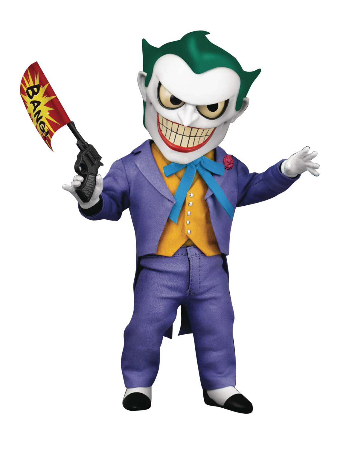 BATMAN THE ANIMATED SERIES EAA-102 JOKER PX AF