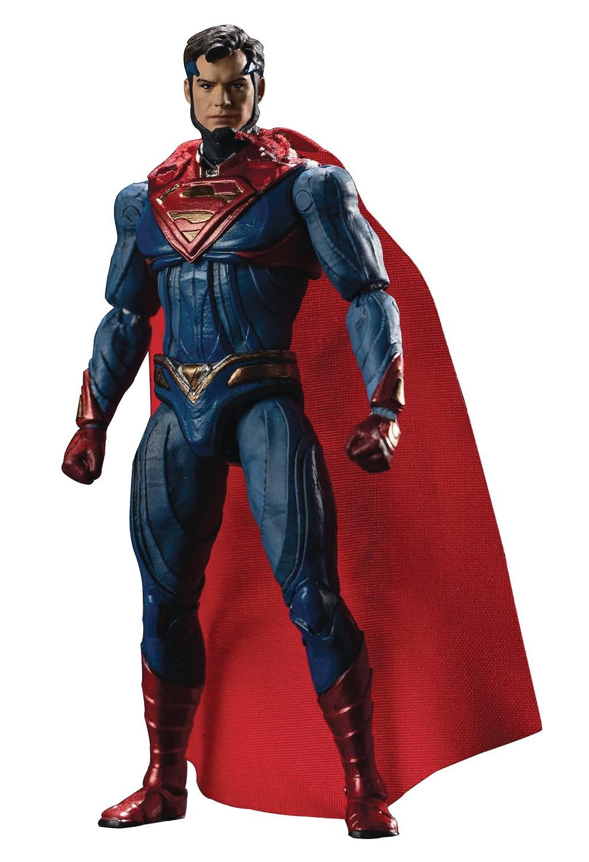 INJUSTICE 2 SUPERMAN PX 1/18 SCALE FIG ENHANCED VER