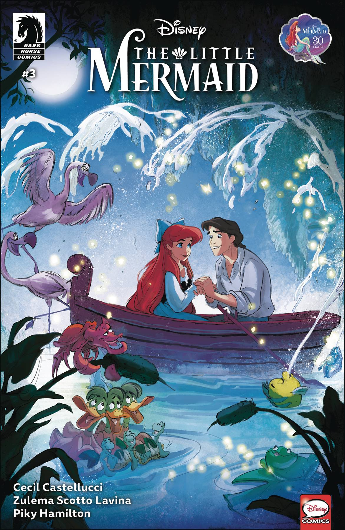 DISNEY THE LITTLE MERMAID #3 (OF 3)