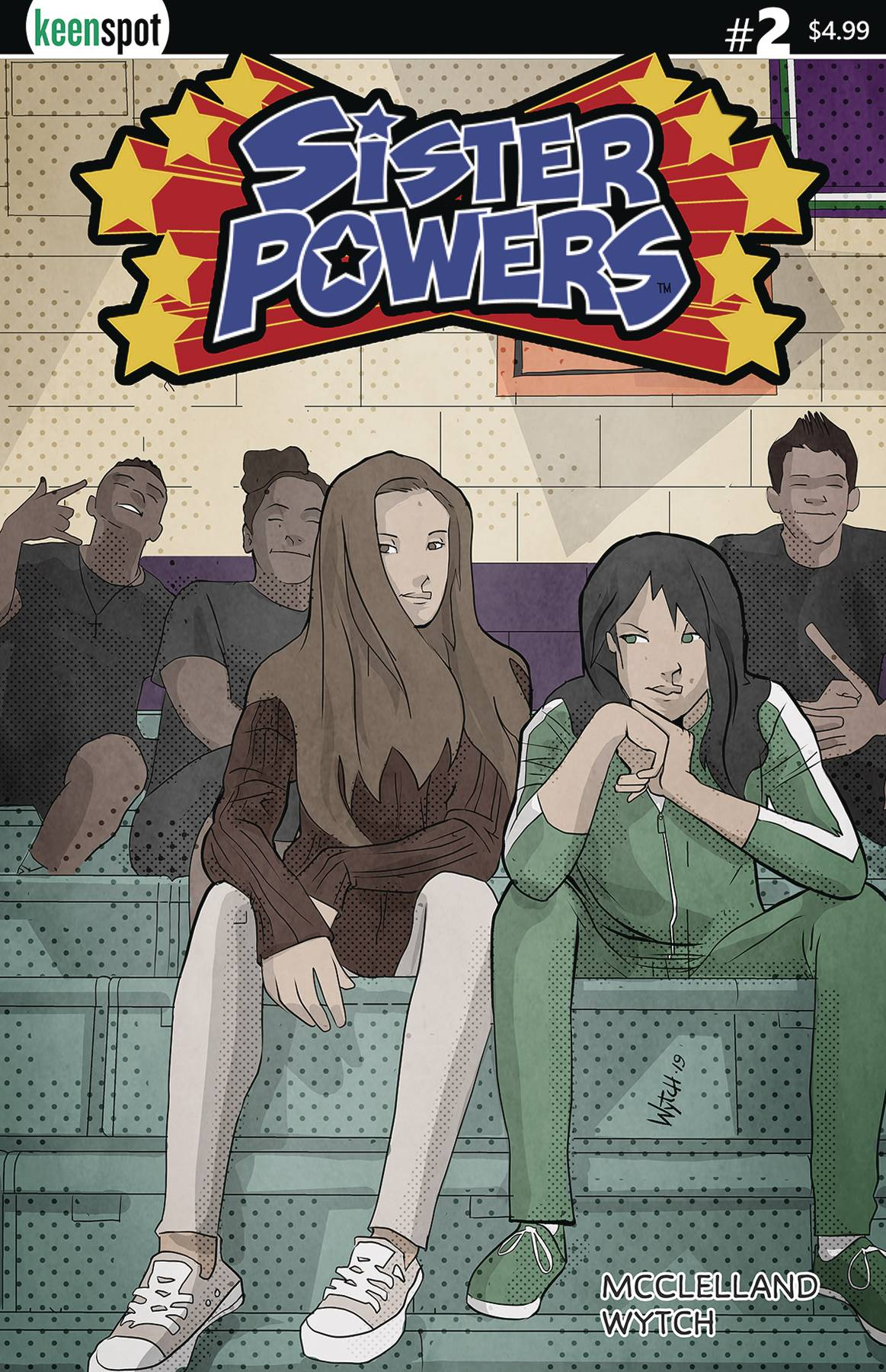 SISTER POWERS #2 CVR A WYTCH