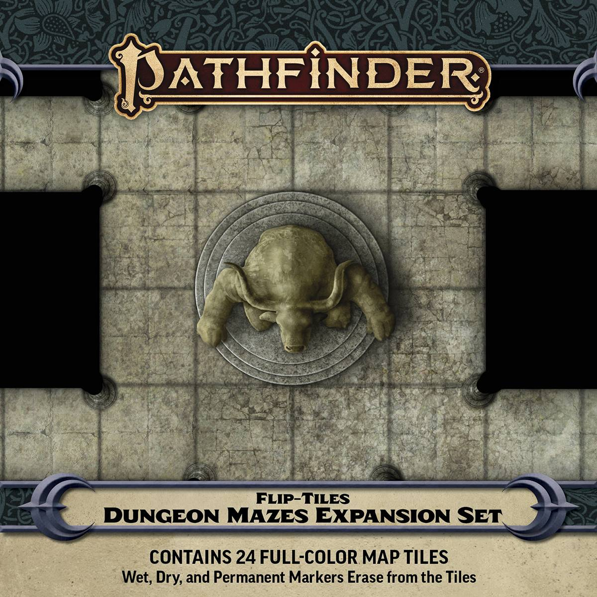 PATHFINDER FLIP TILES DUNGEON MAZES EXP