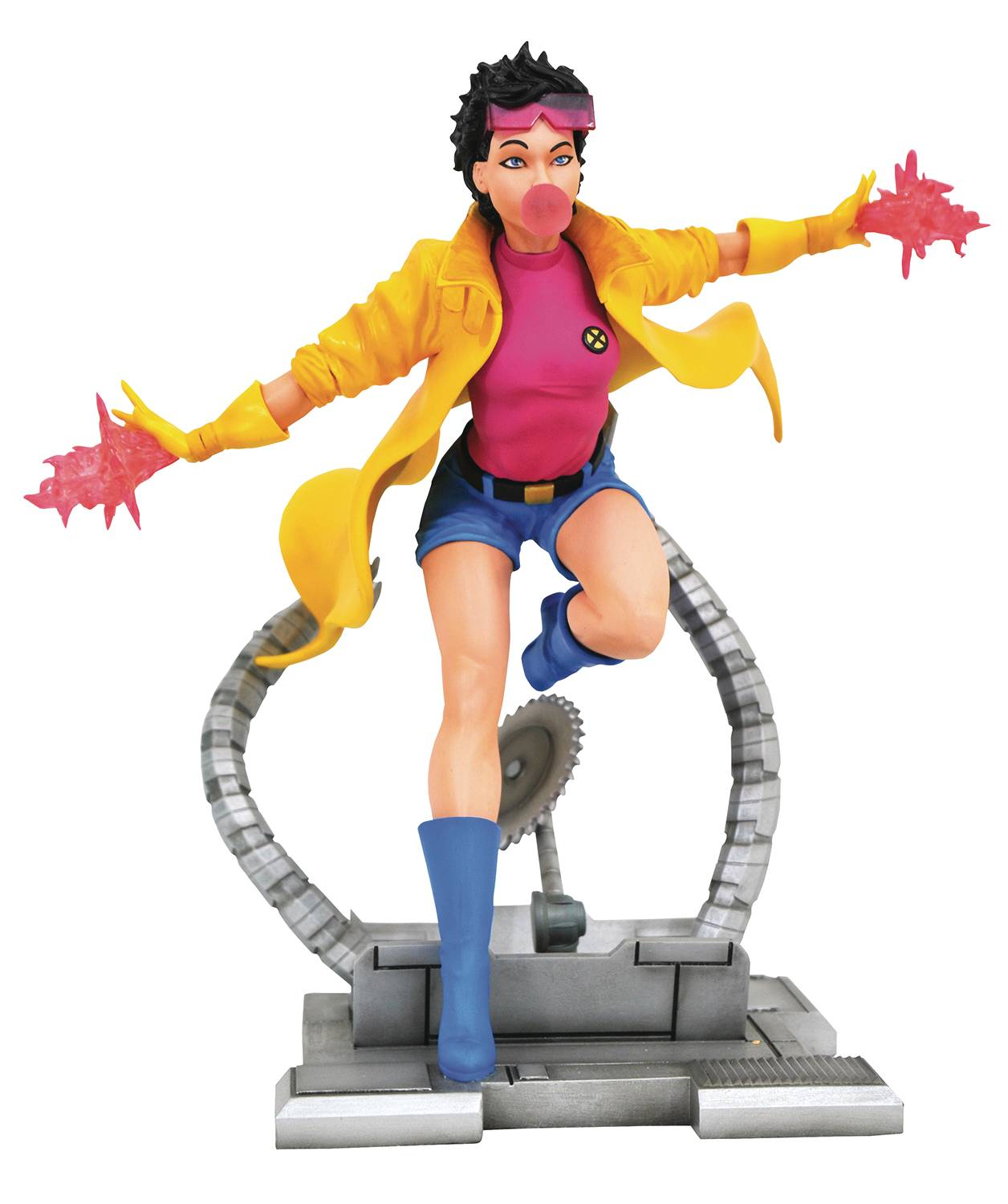 NYCC 2020 MARVEL GALLERY JUBILEE BUBBLE PVC FIG