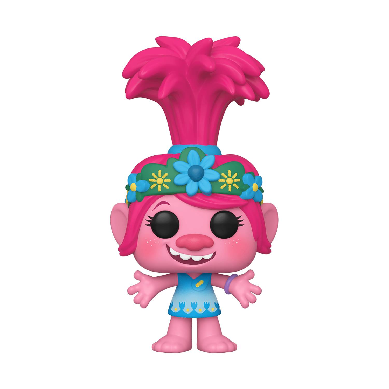 POP MOVIES TROLLS WORLD TOUR POPPY VIN FIG
