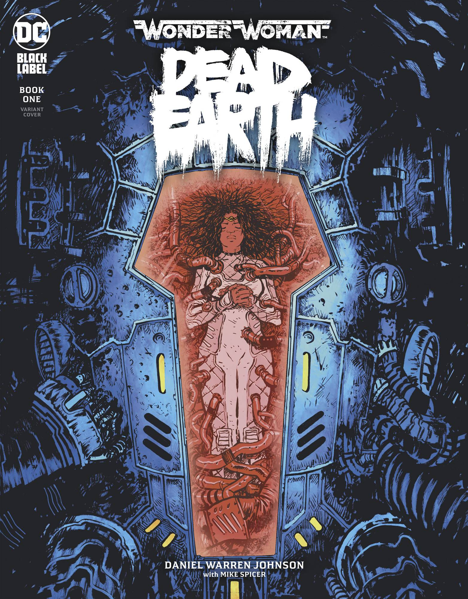 WONDER WOMAN DEAD EARTH #1 (OF 4) VAR ED (MR)