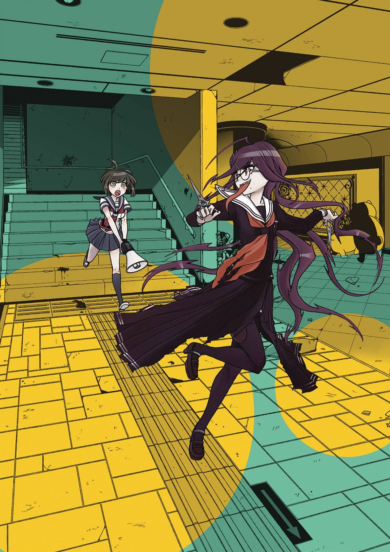 DANGANRONPA ANOTHER EPISODE TP VOL 02 ULTRA DESPAIR GIRLS (R