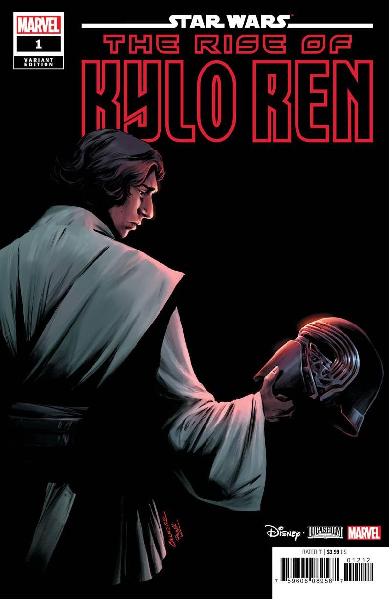 Oct191068 Star Wars Rise Kylo Ren 1 Of 4 Carnero Var Previews World