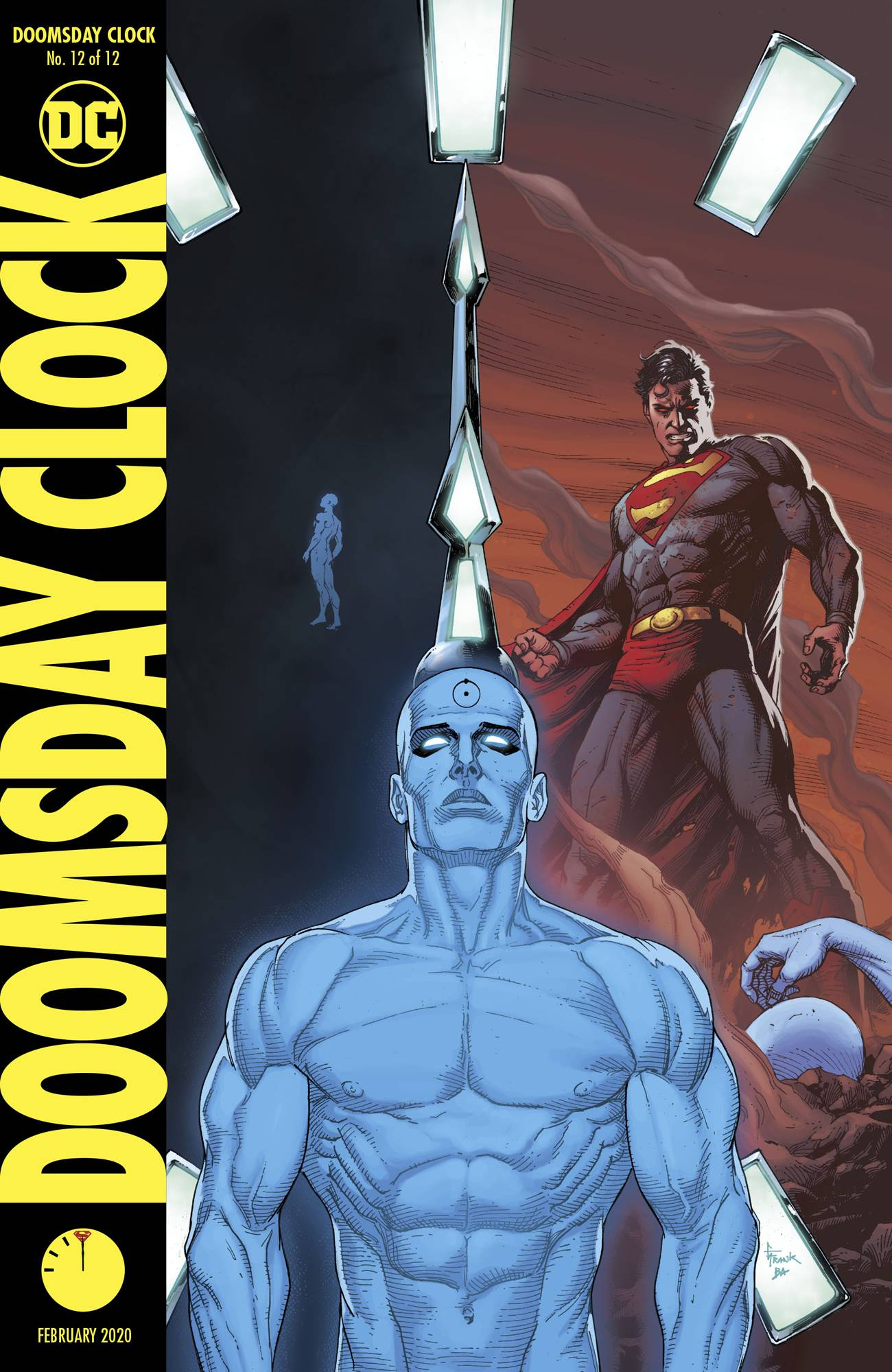 Oct190524 Doomsday Clock 12 Of 12 Var Ed Previews World
