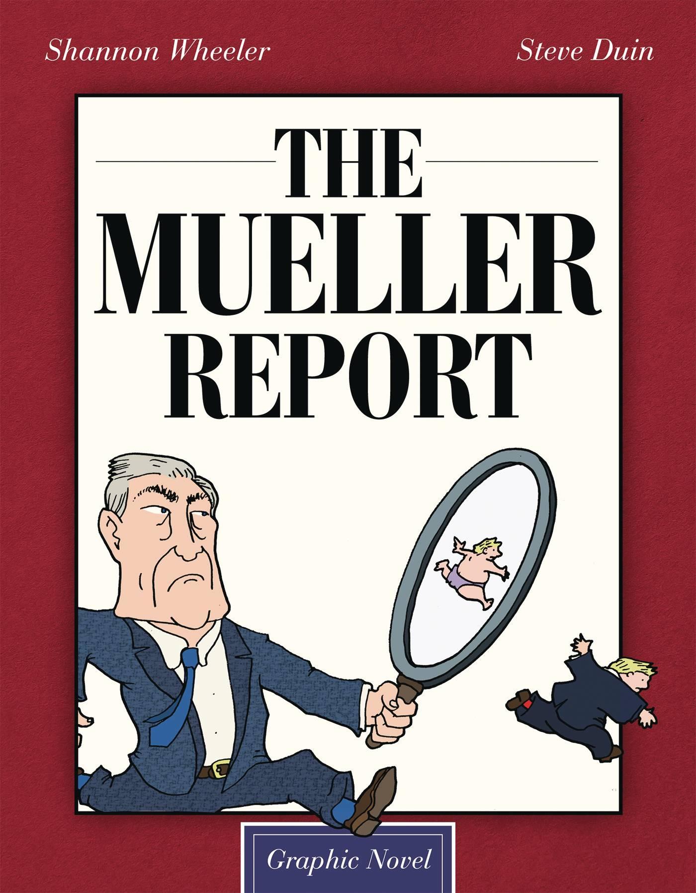 MUELLER REPORT HC GN