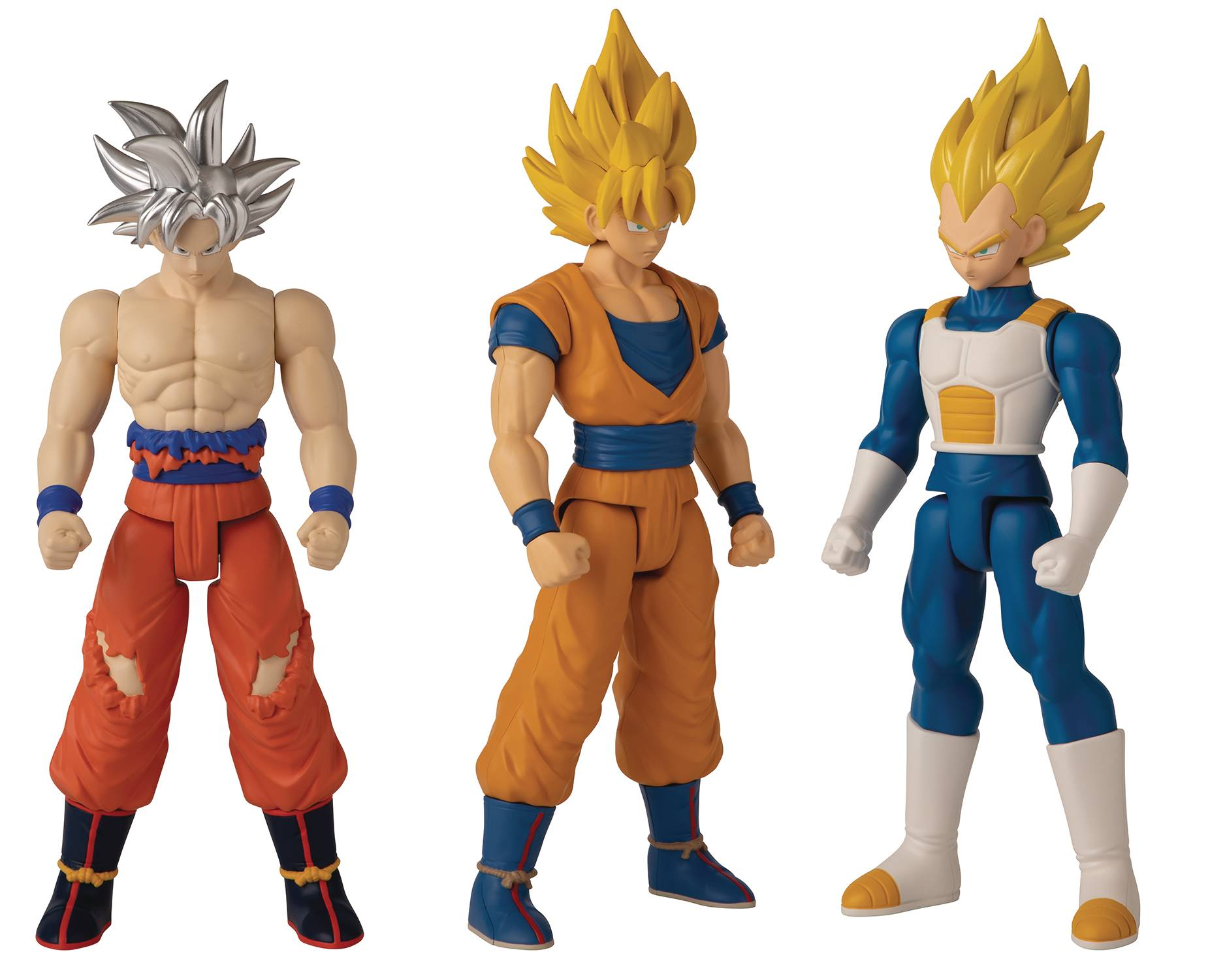 DRAGONBALL SUPER LIMIT BREAKER 12IN SCALE AF ASST B  (C