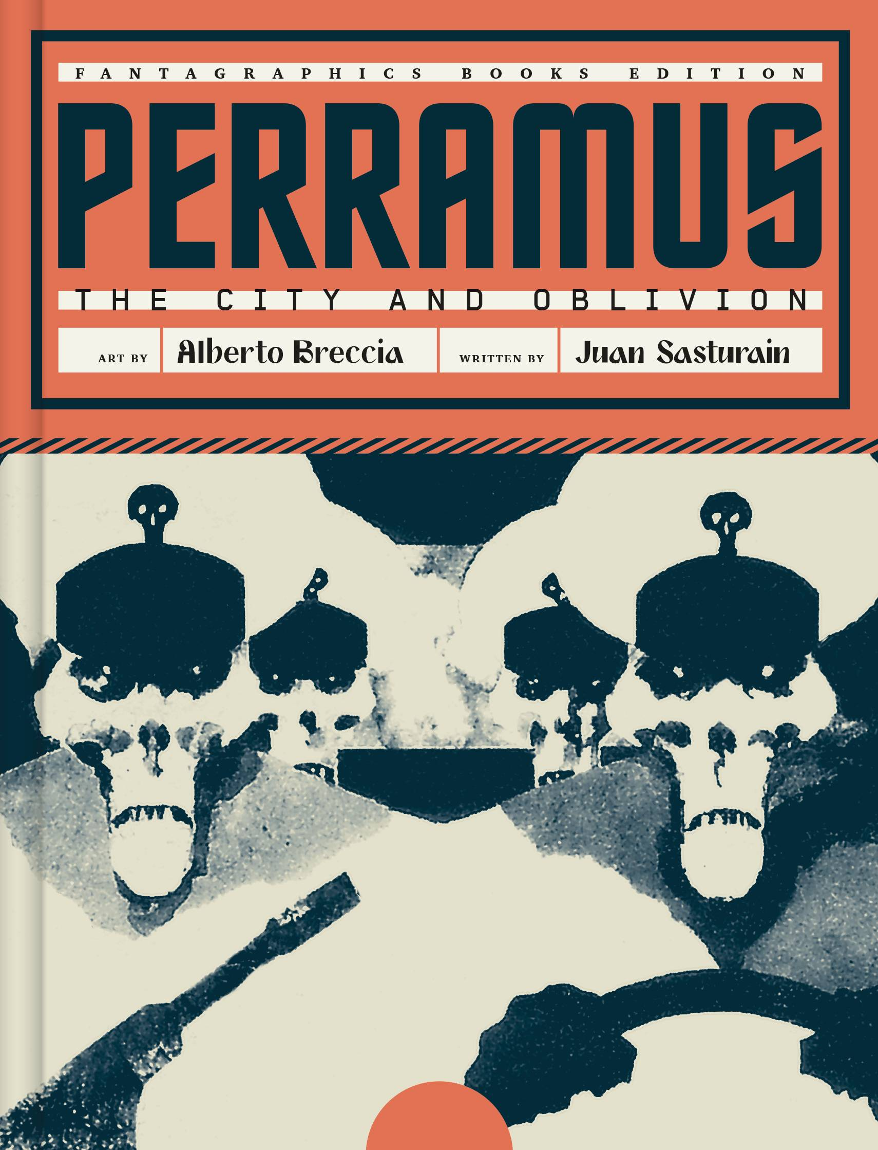 PERRAMUS THE CITY AND OBLIVION HC
