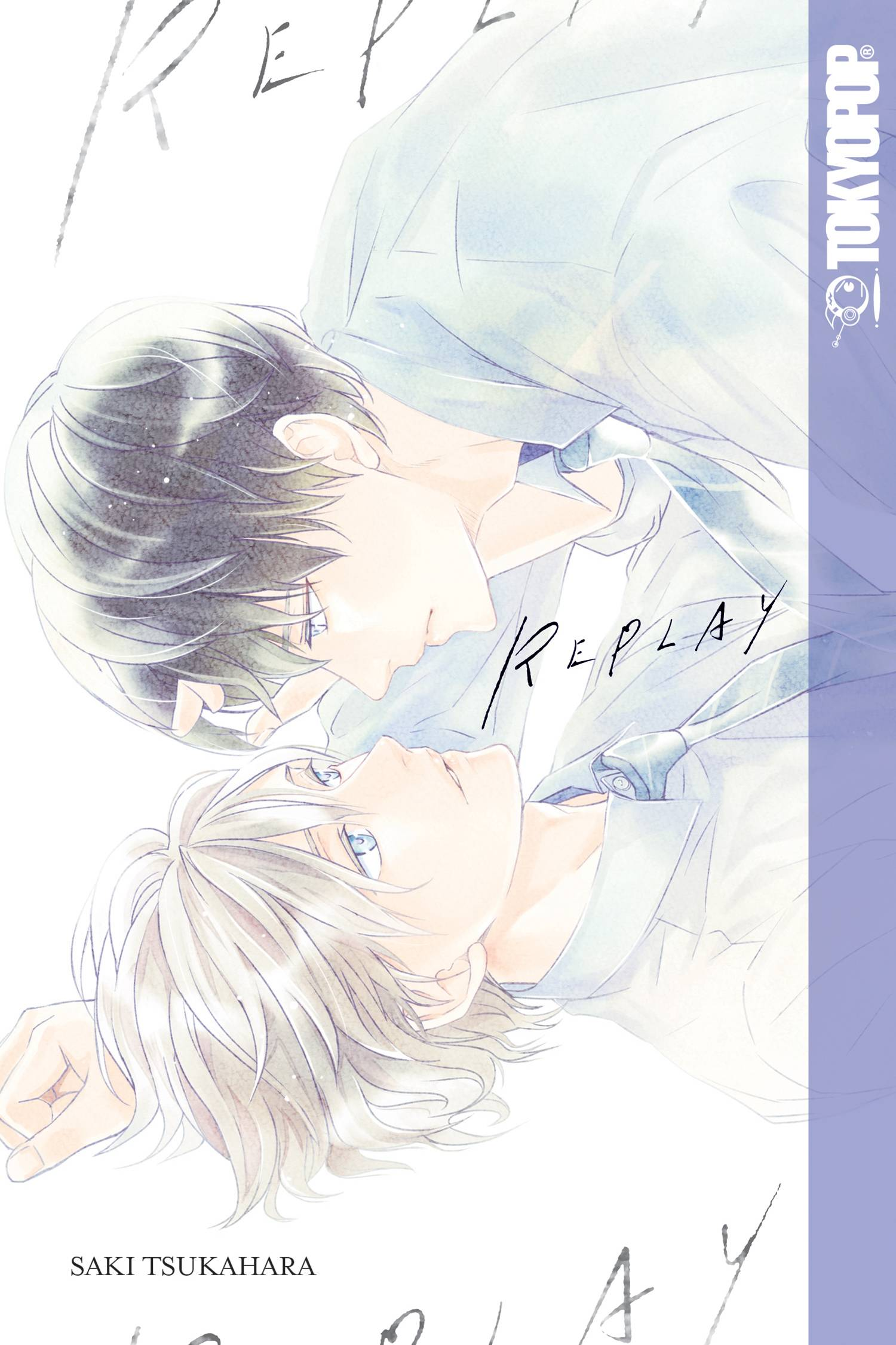 REPLAY MANGA GN VOL 01 YAOI (NOV192048)