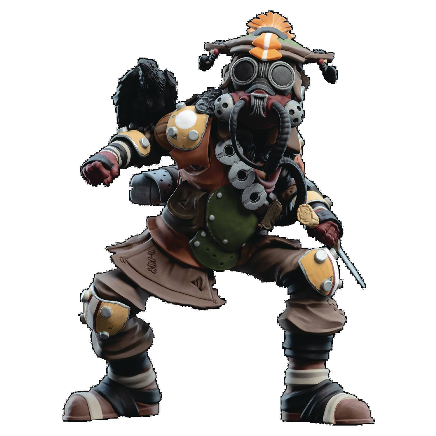 MINI EPICS APEX LEGENDS BLOODHOUND VINYL FIG