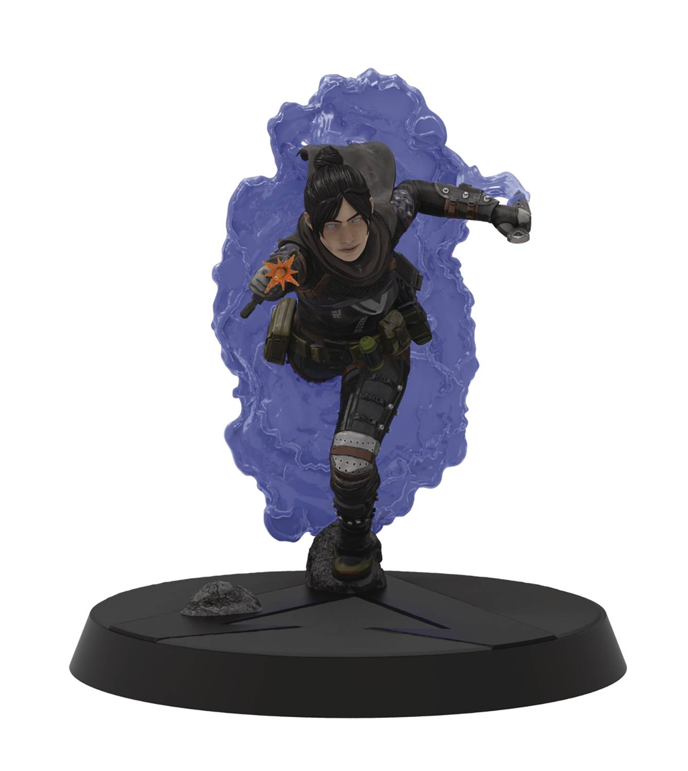FIGURES OF FANDOM APEX LEGENDS WRAITH PVC STATUE