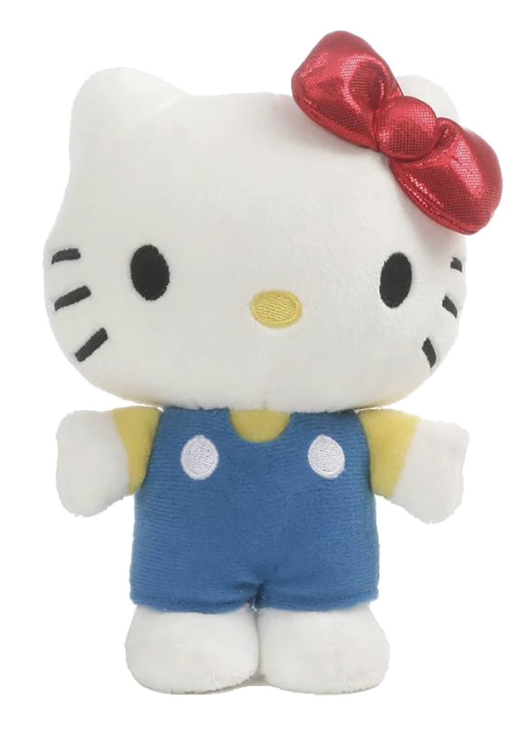 HELLO KITTY CLASSIC STANDING 6IN PLUSH