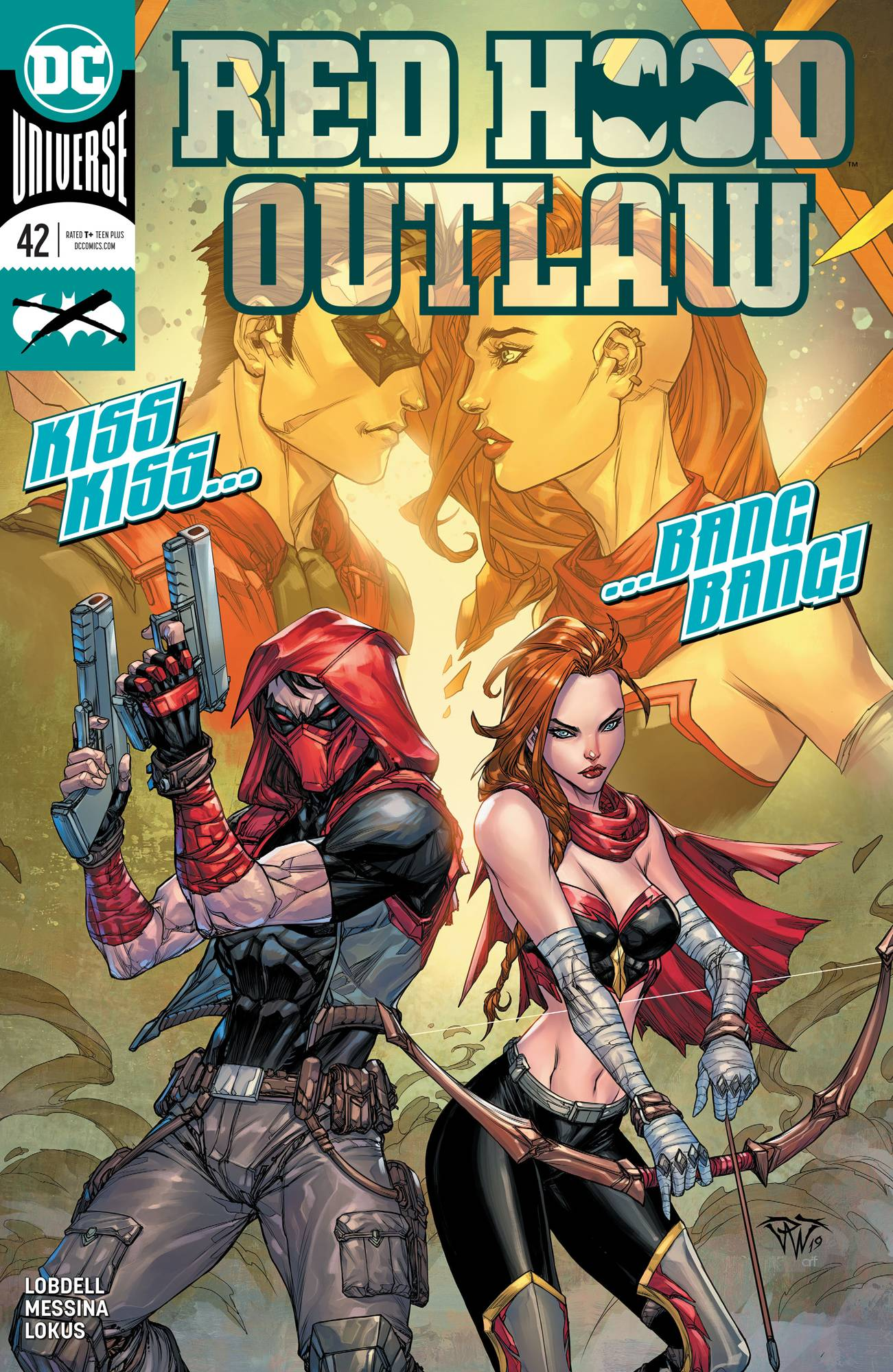 Nov190478 Red Hood Outlaw 42 Previews World