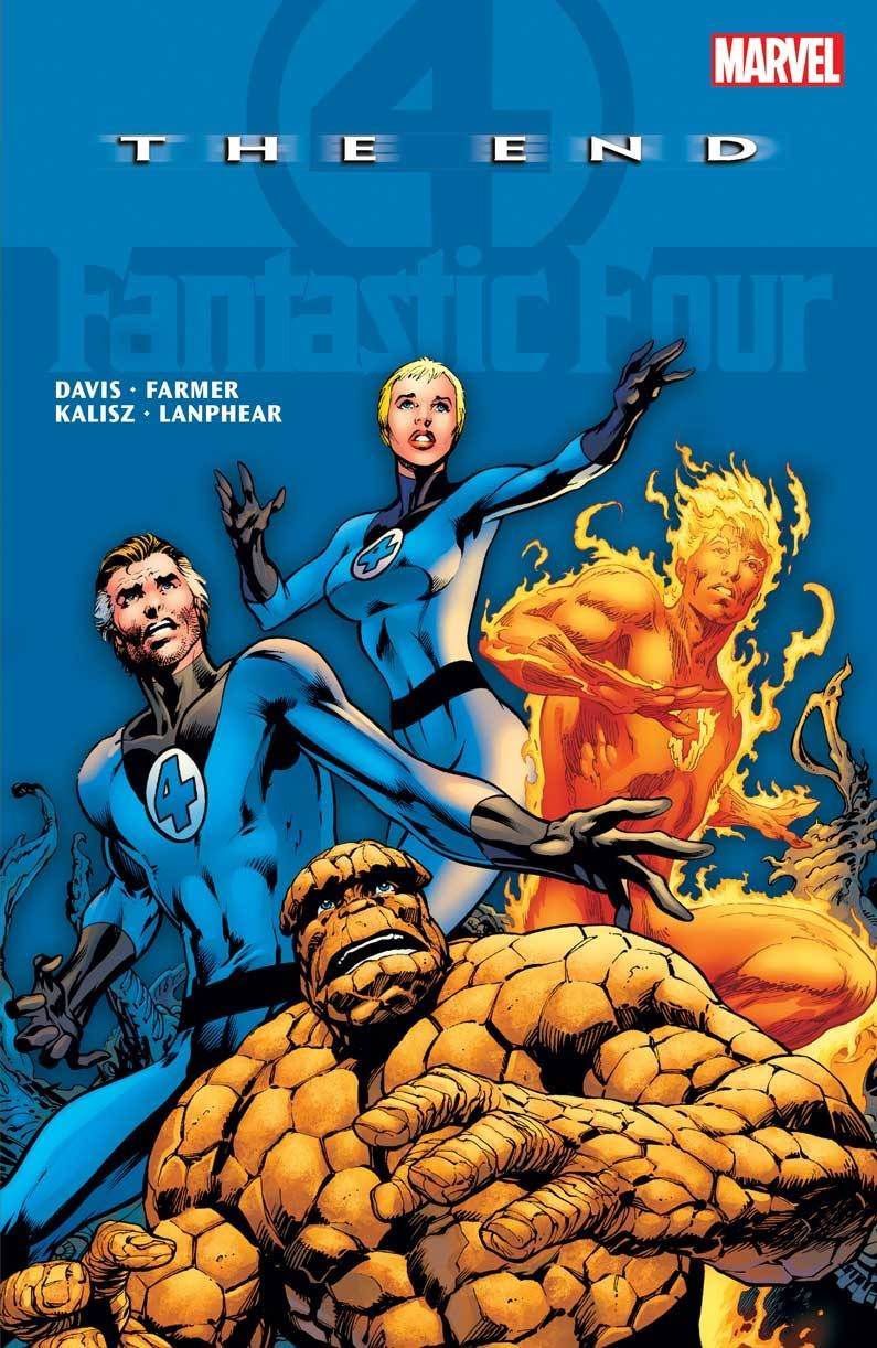FANTASTIC FOUR TP THE END NEW PTG