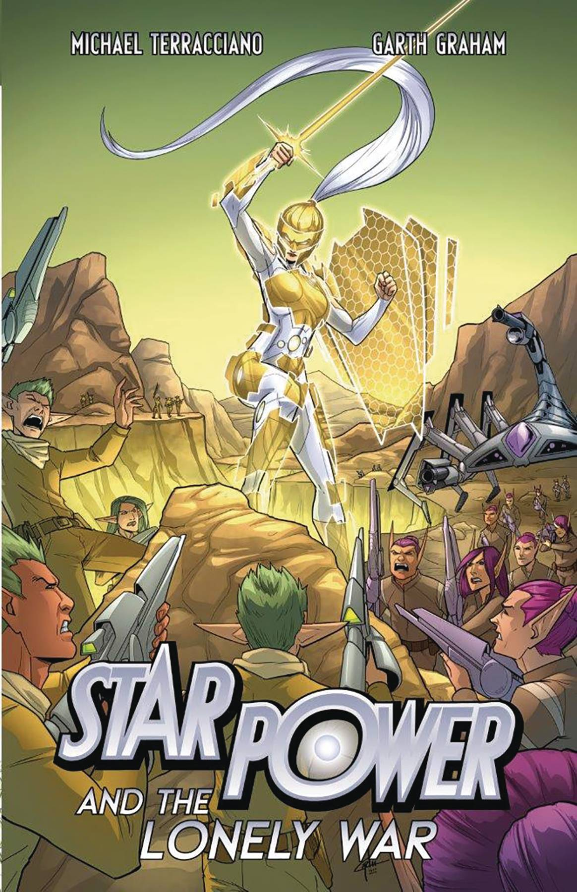 STAR POWER GN VOL 04