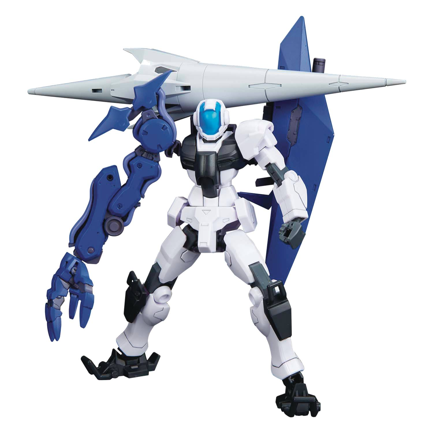 GUNDAM BUILD DIVERS 15 SELTSAM ARMS 1/144 HGBD MDL KIT