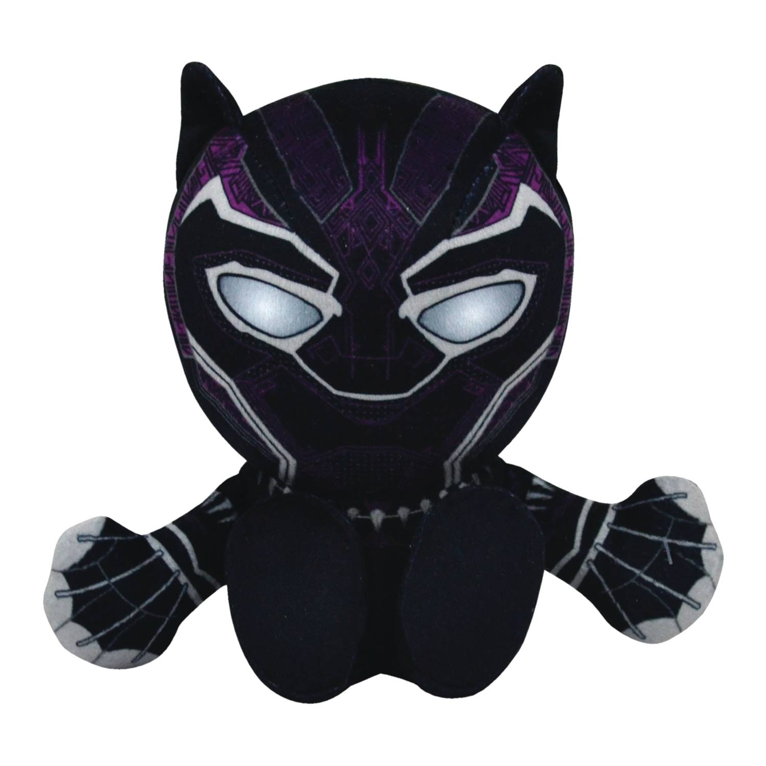 MARVEL BLACK PANTHER 8IN KURICHA SITTING PLUSH FIGURE
