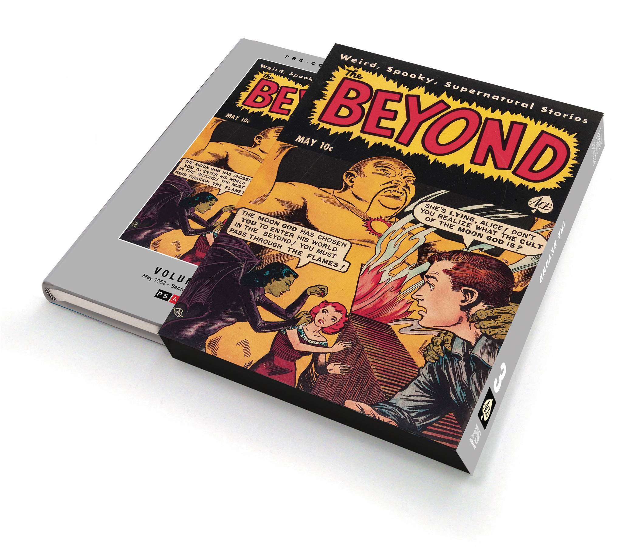 PRE CODE CLASSICS THE BEYOND SLIPCASE ED HC VOL 03