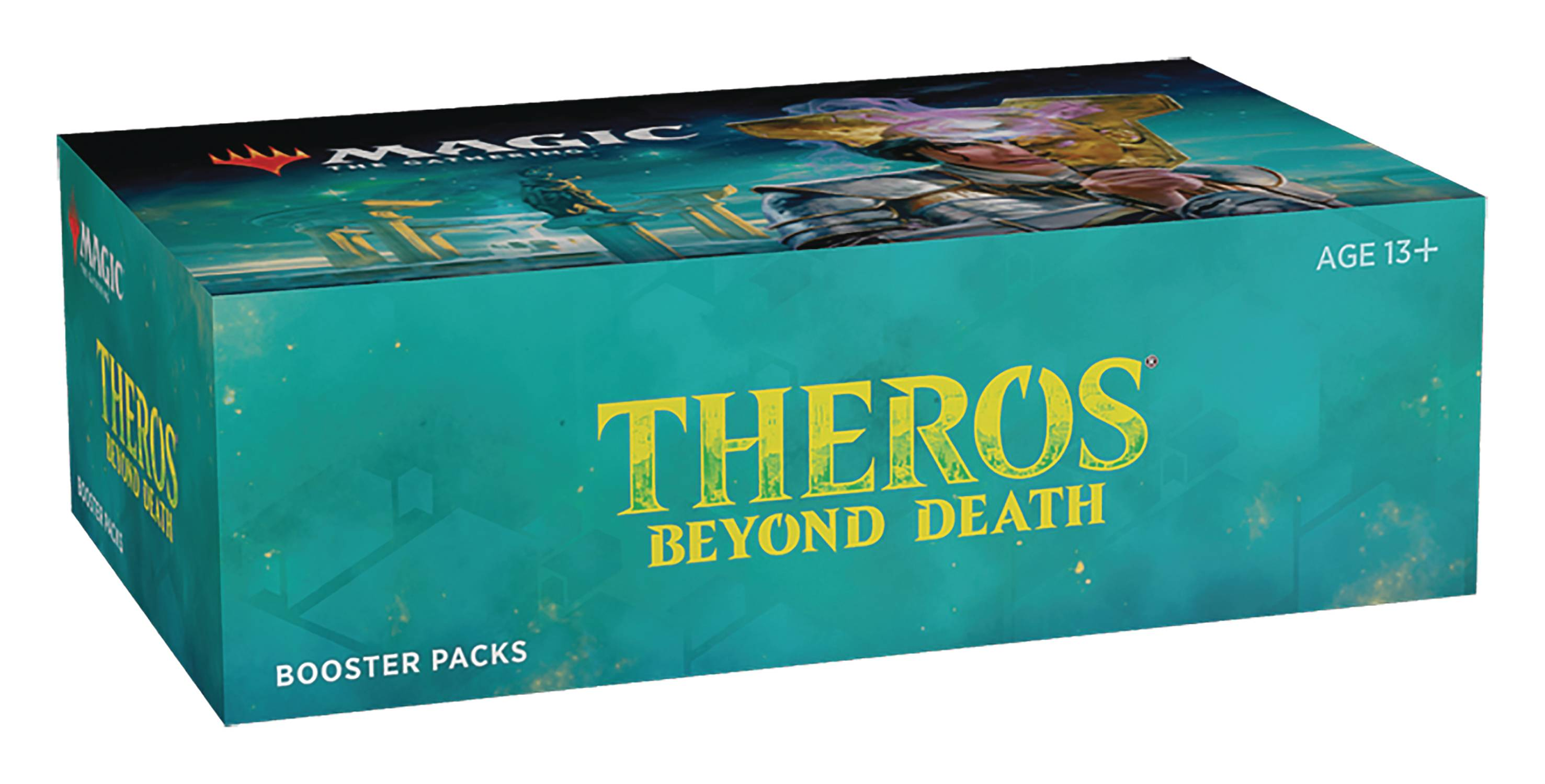 MTG TCG THEROS BEYOND DEATH BOOSTER DIS (36CT)